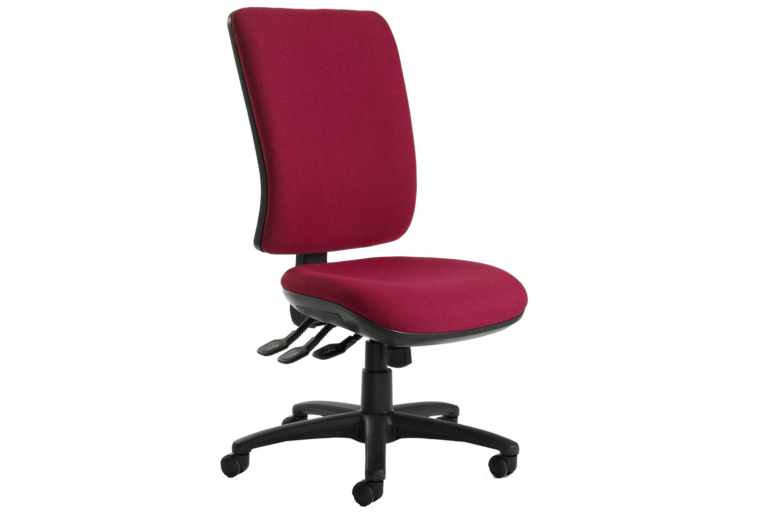 Polnoon Extra High Back Operator Chair No Arms