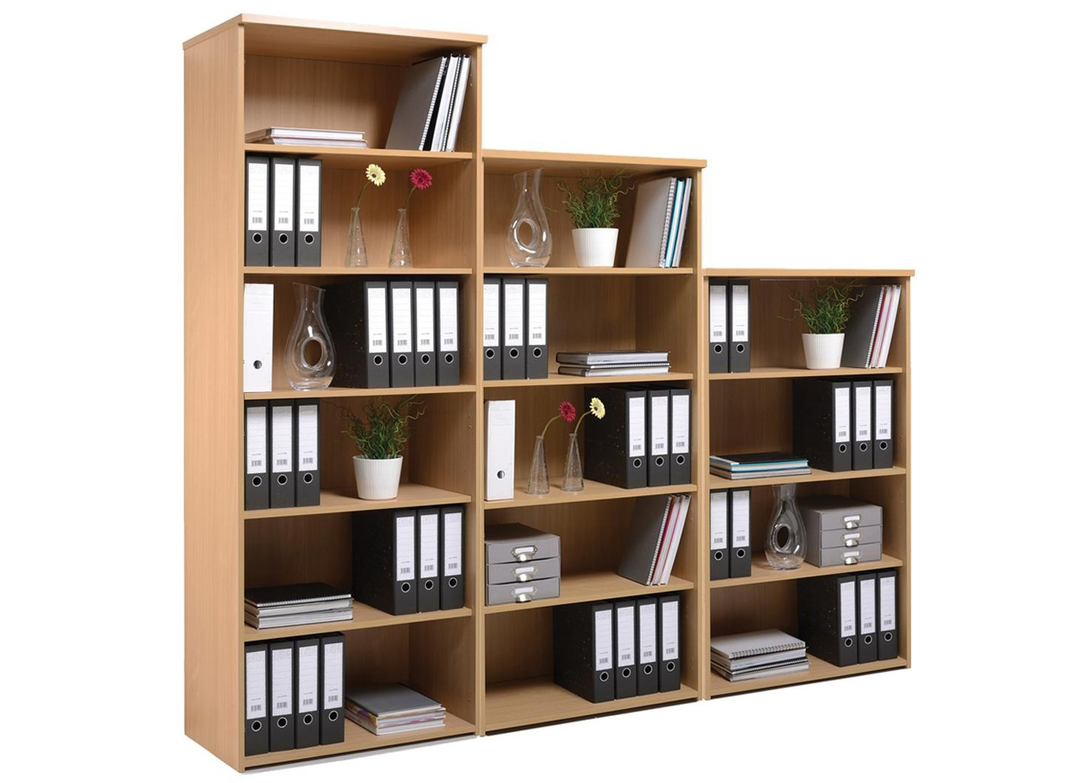 Next-Day Bookcases