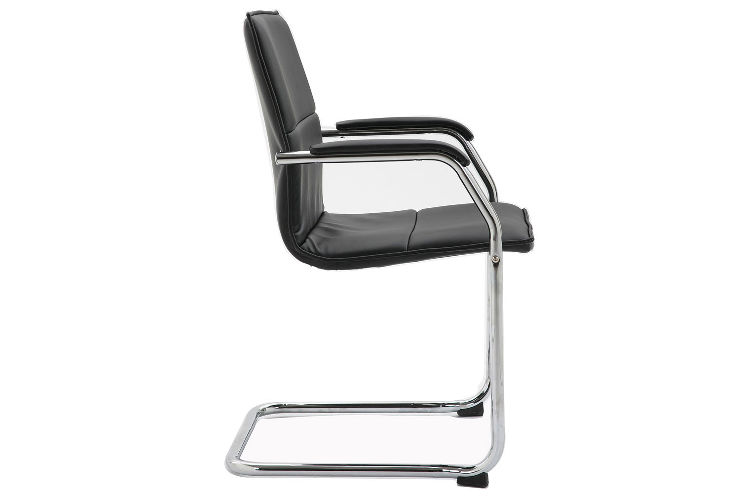 Belle Visitor Chair (Black)