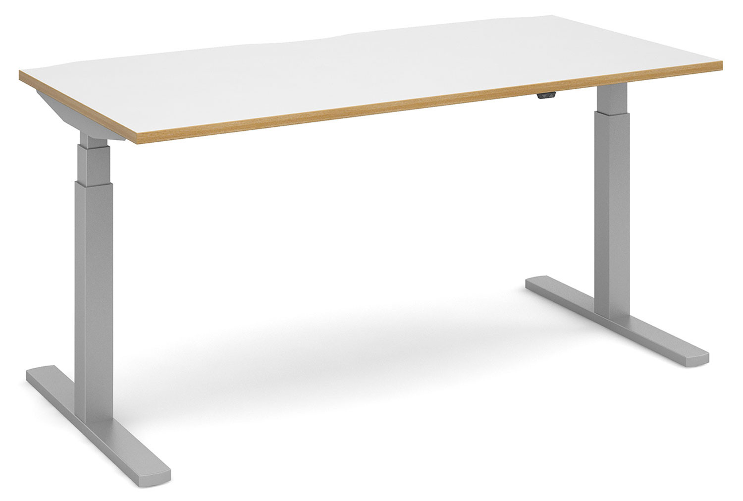 Ascend Deluxe Sit & Stand Single Desk