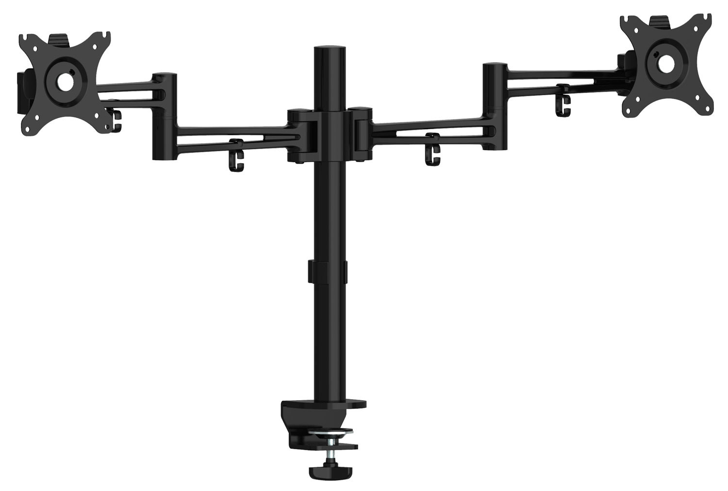 Double Screen Monitor Arm