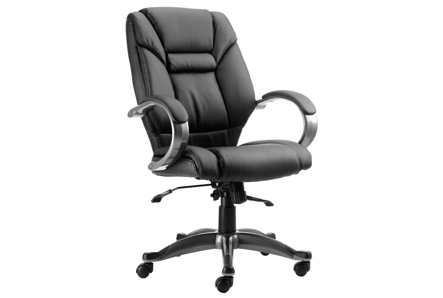 Fiji Leather Faced Executive Chair