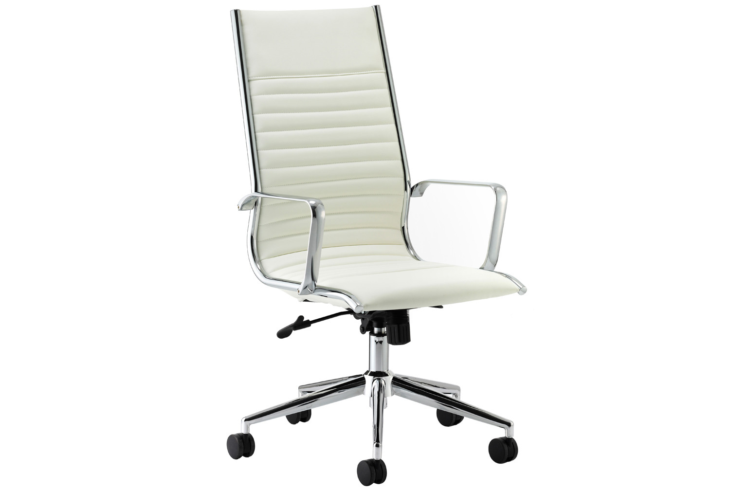 Barcelo High Back Leather Faced Executive Chair