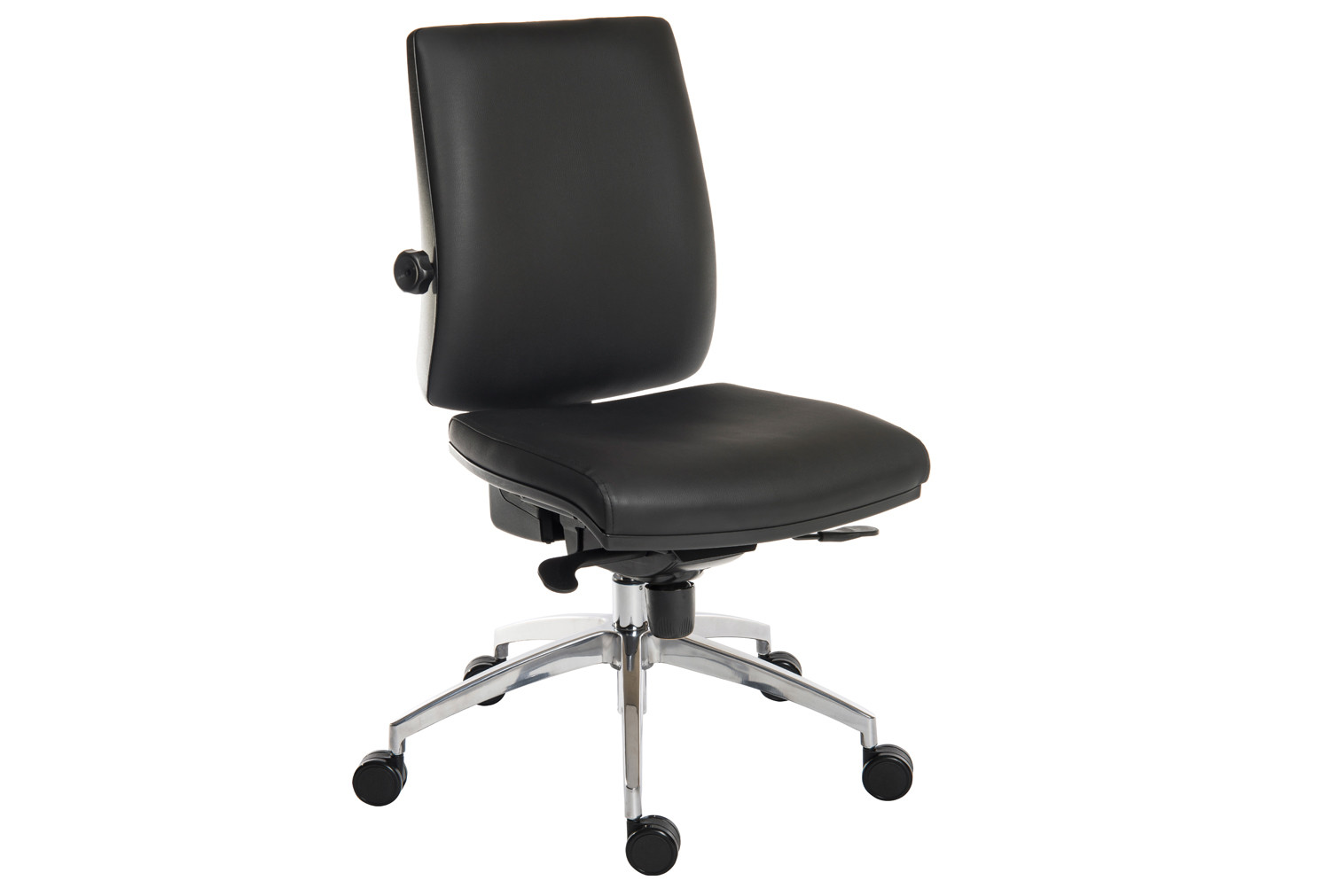 Baron Deluxe 24HR Ergonomic Operator Chair (PU)