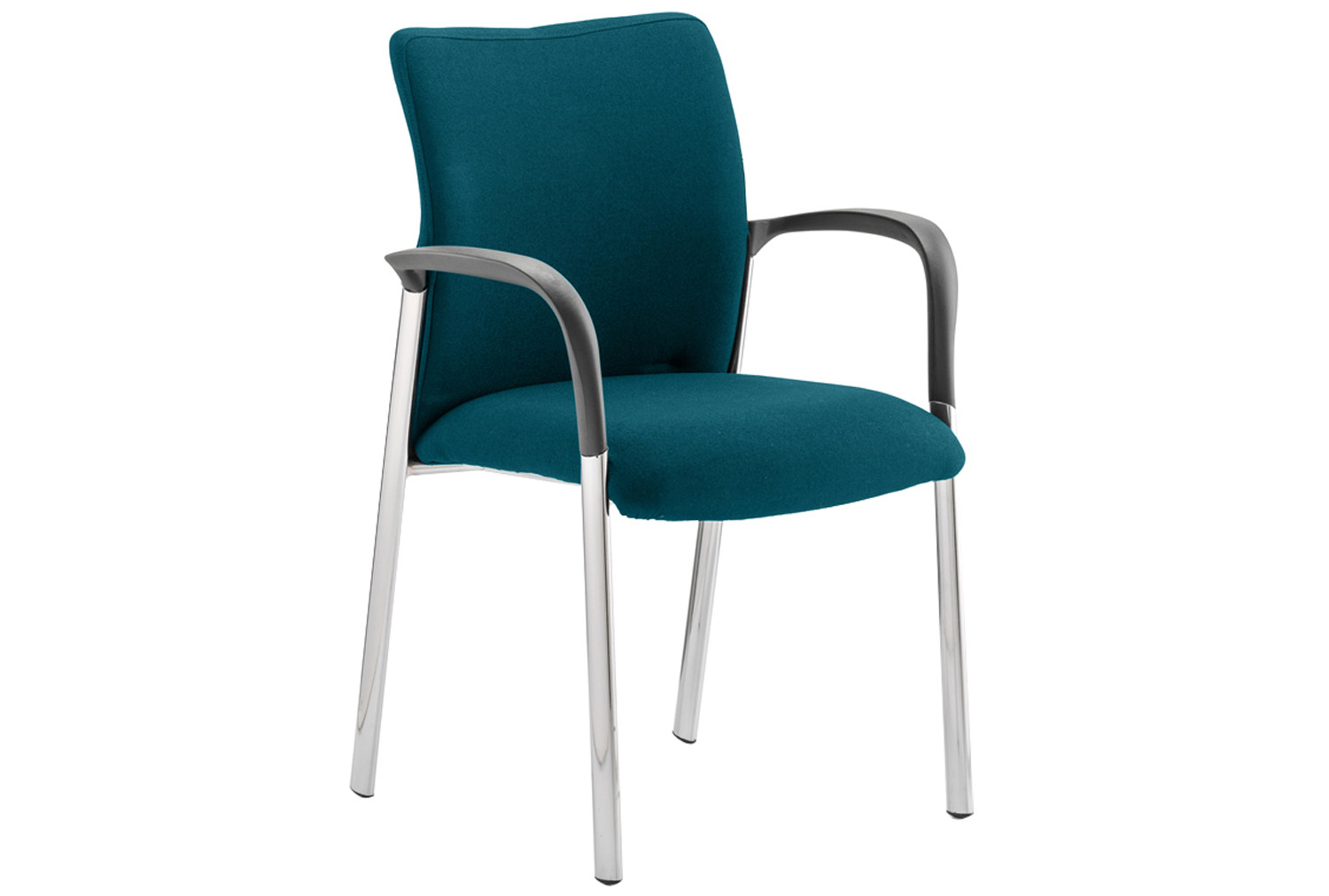Guild 4 Leg Armchair With Fabric Seat And Back