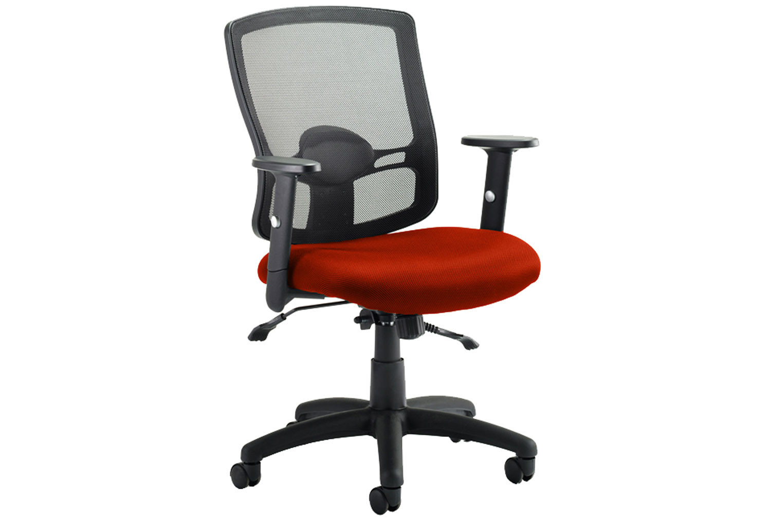 Belarus 2 Lever Mesh Back Operator Chair