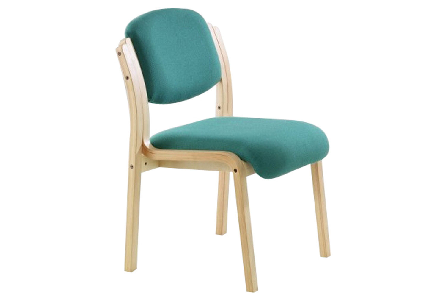 Tulloch Wooden Stacking Chair