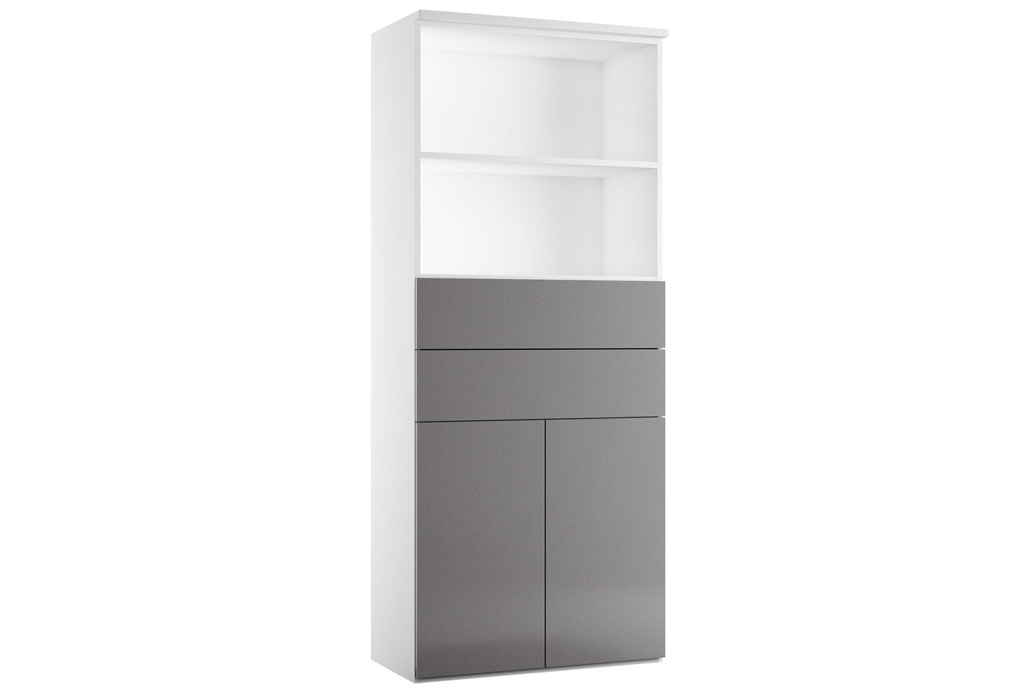 Indigo Combination Cupboard 3 (Grey Anthracite)