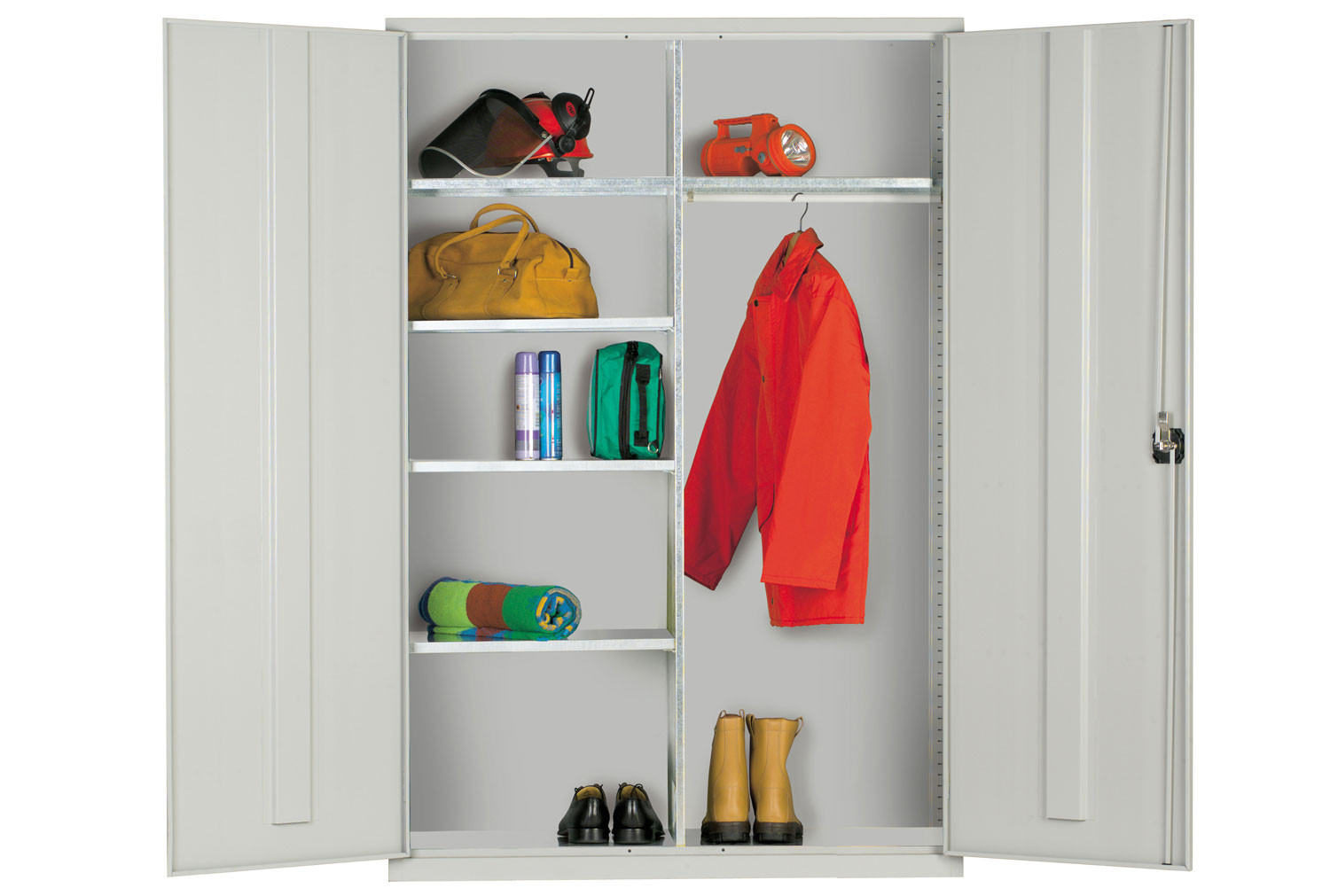 Elite Extra Wide Clothing & Equipment Cupboard