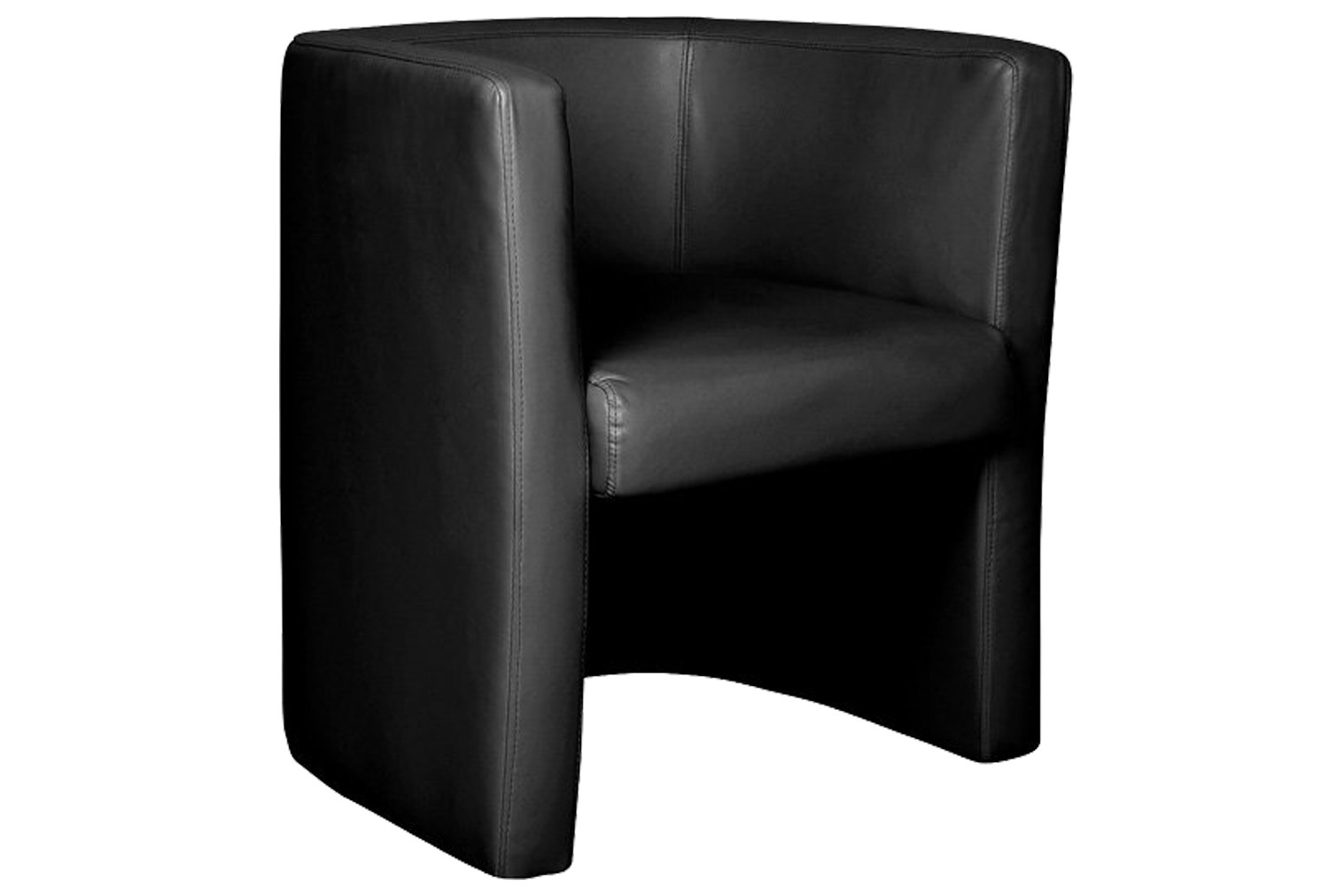 Lucas High Back Tub Chair
