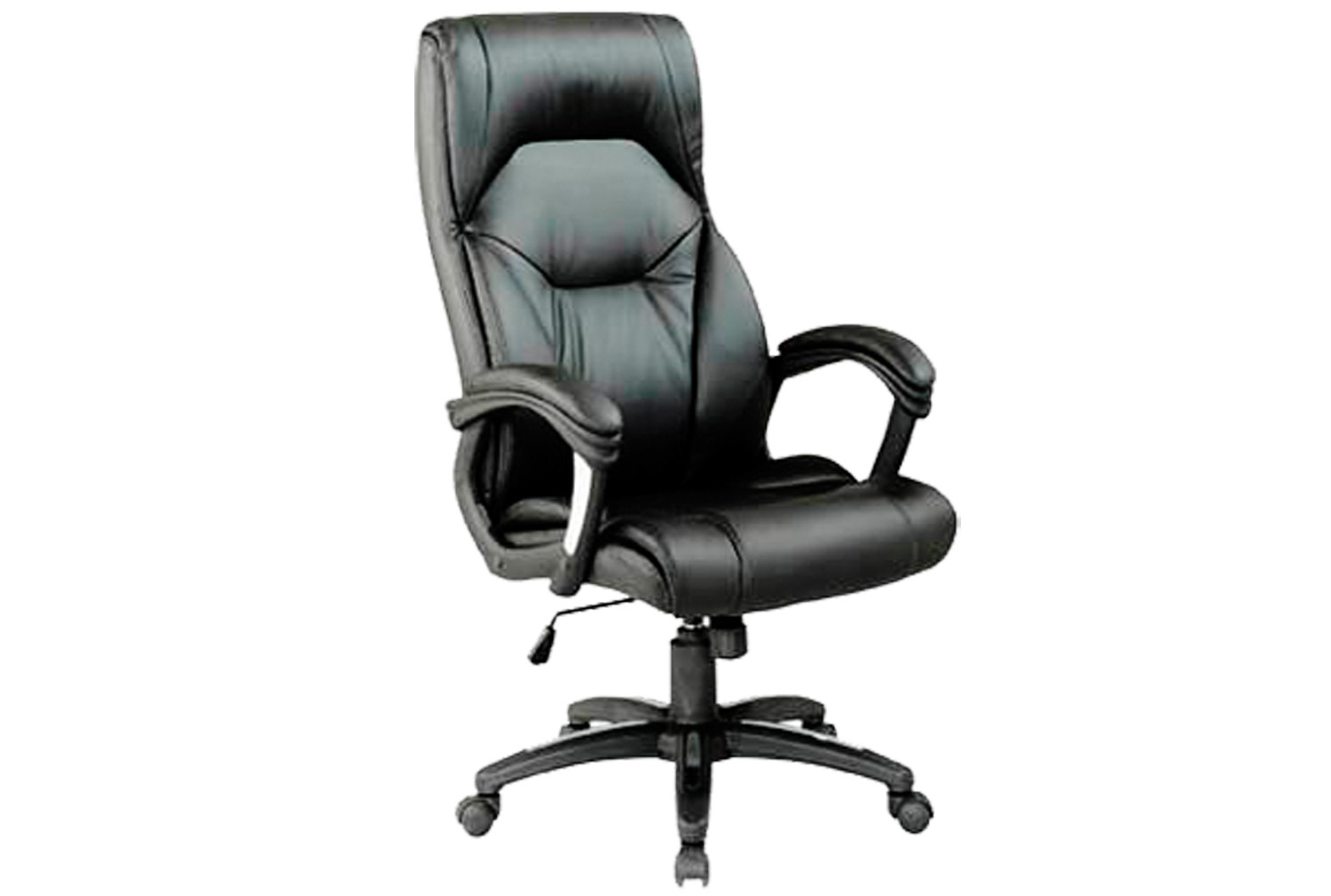 Next-Day Modello High Back Leather Faced Executive Chair