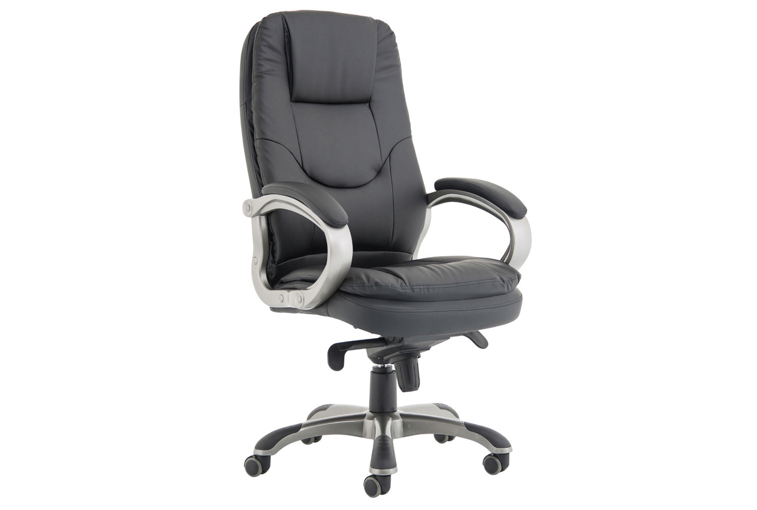 Tyne Faux Leather Executive Chair
