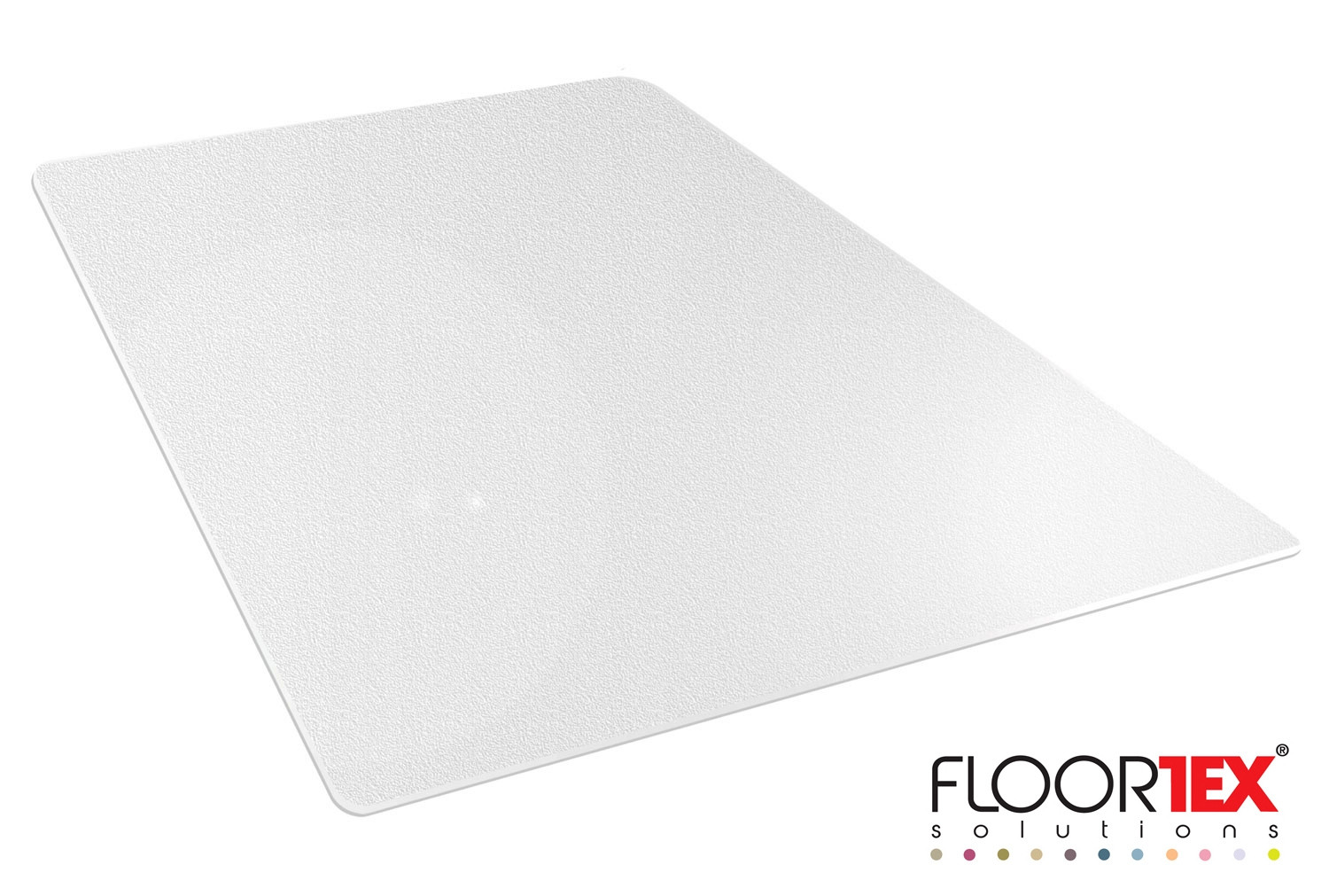 Cleartex MegaMat Poly Chair Mat For Hard Floors & All Carpets