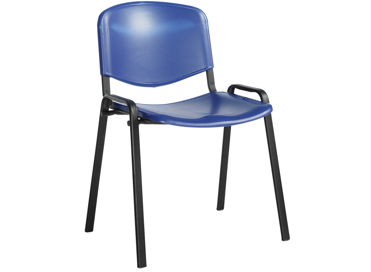 Plastic conference chair