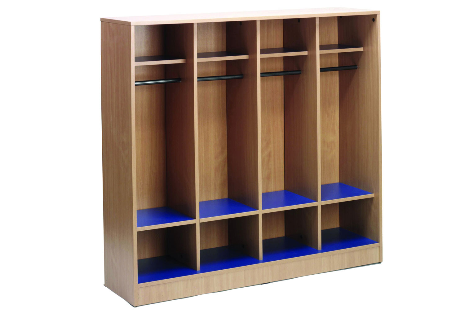 4 Bay Primary Cloakroom Unit