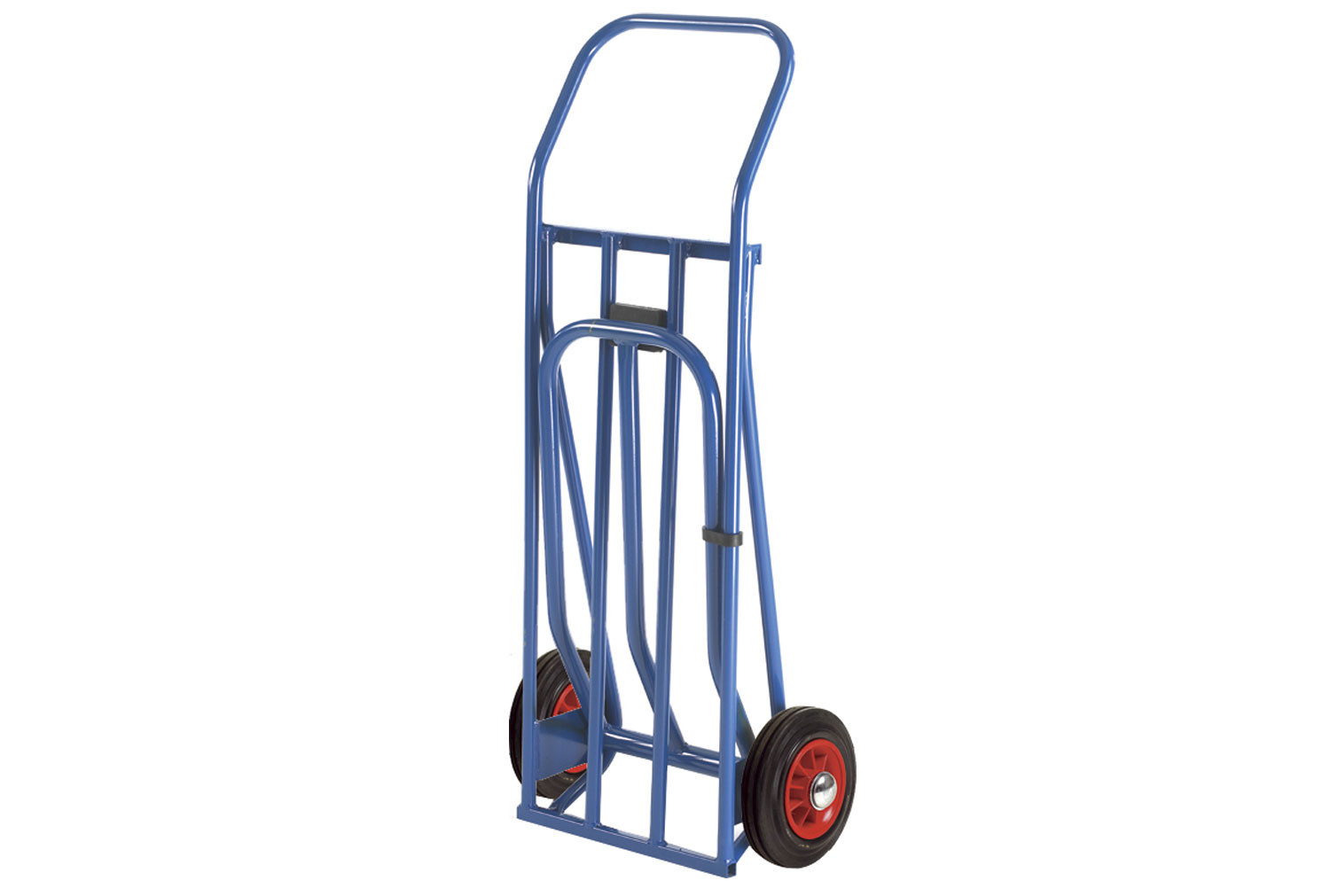 Folding Toe Sack Truck With Large Toe Plate (250kg Capacity)