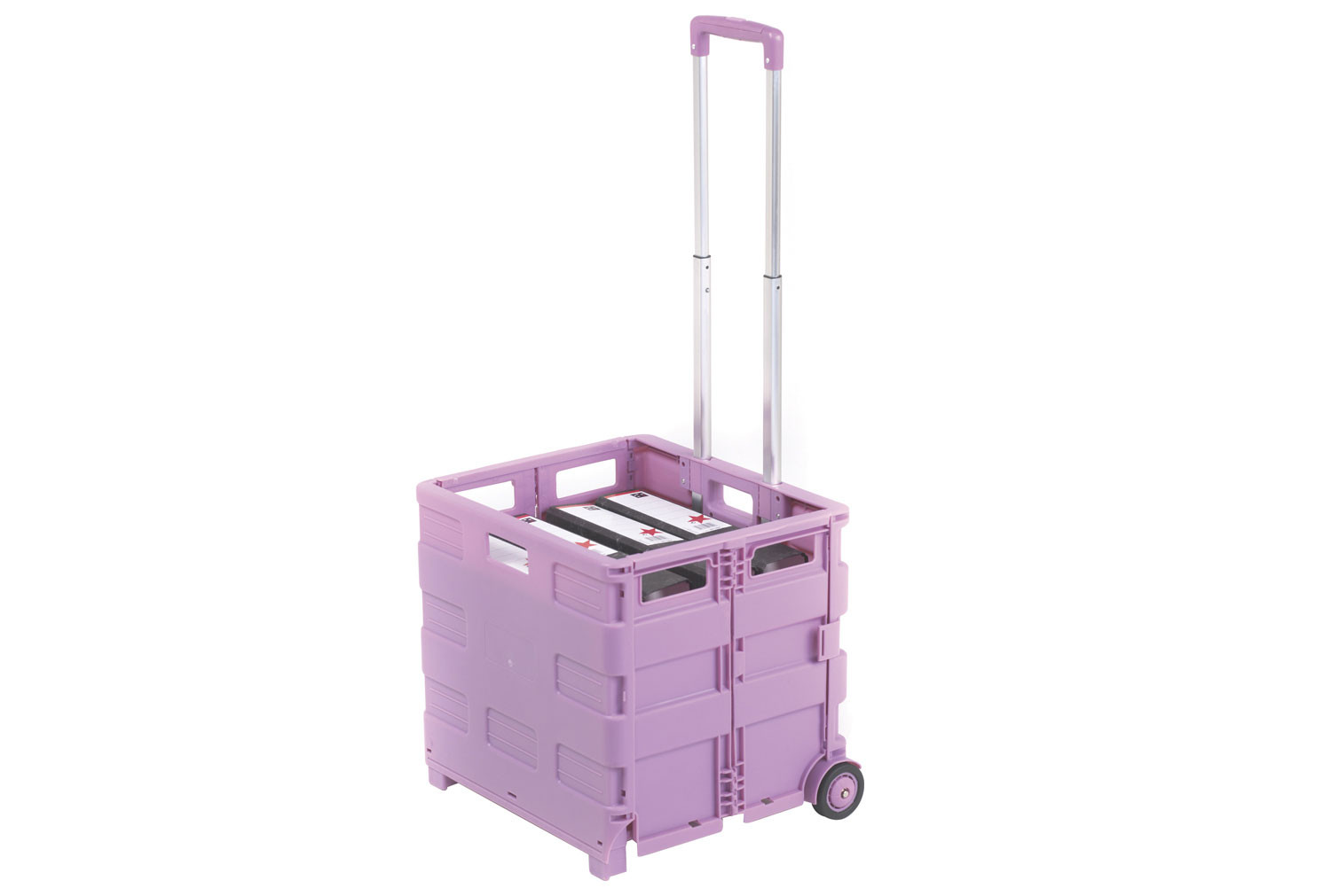 Deluxe Folding Box Truck (35kg Capacity)