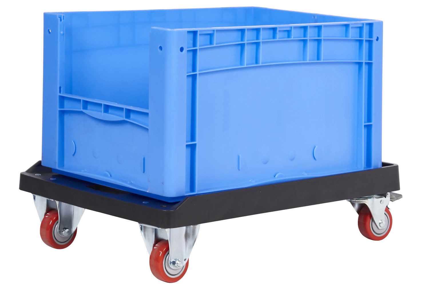 Heavy Duty Container Dolly (300kg Capacity)