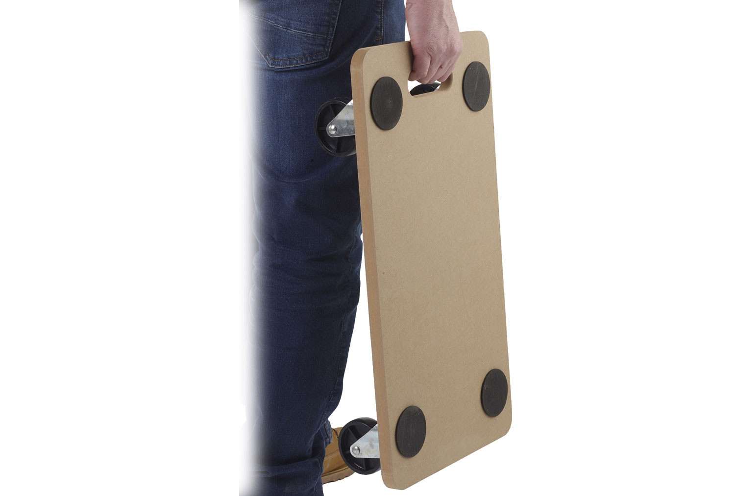 Wooden Dolly (150kg Capacity)