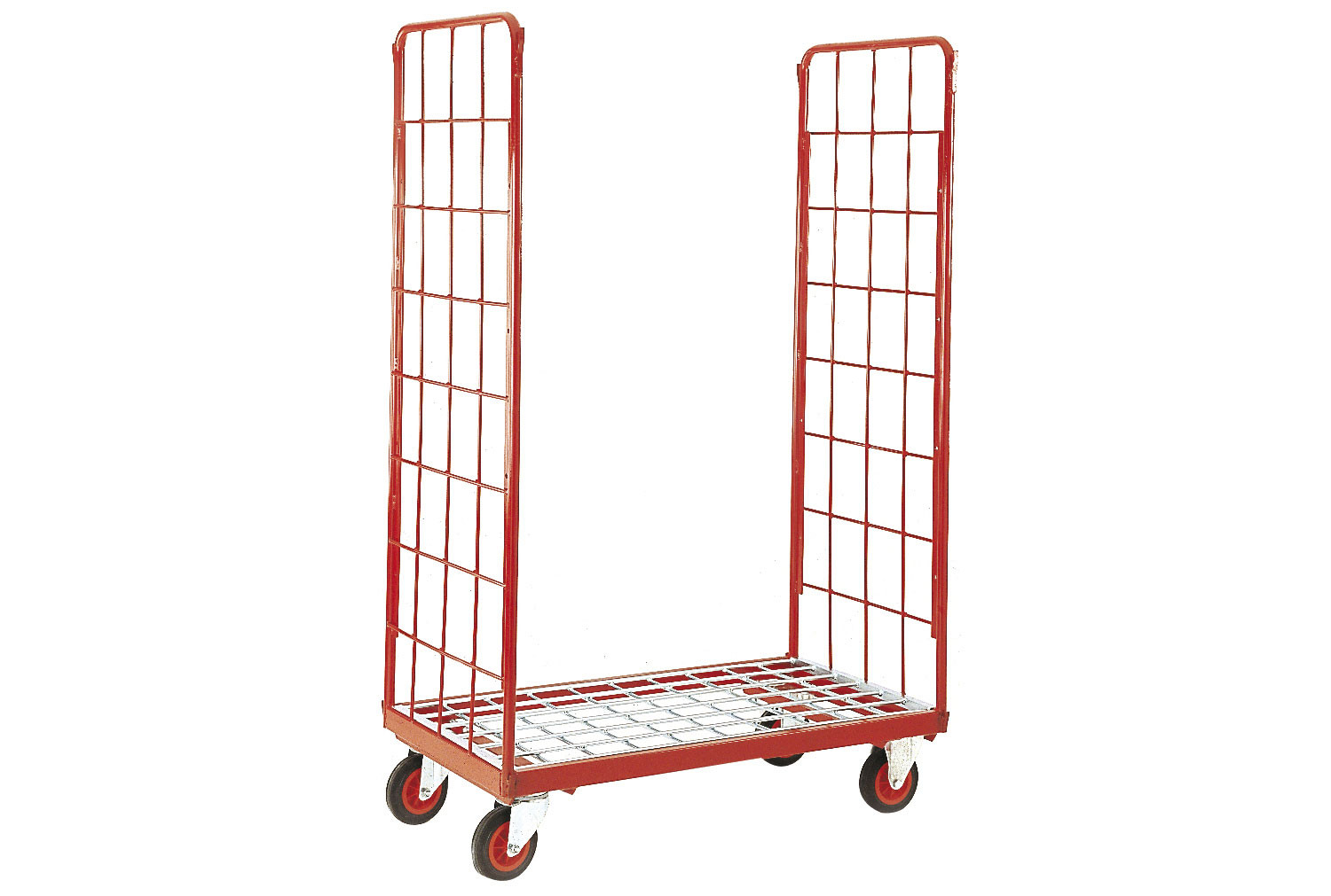 Narrow Aisle Distribution Truck With 2 Ends