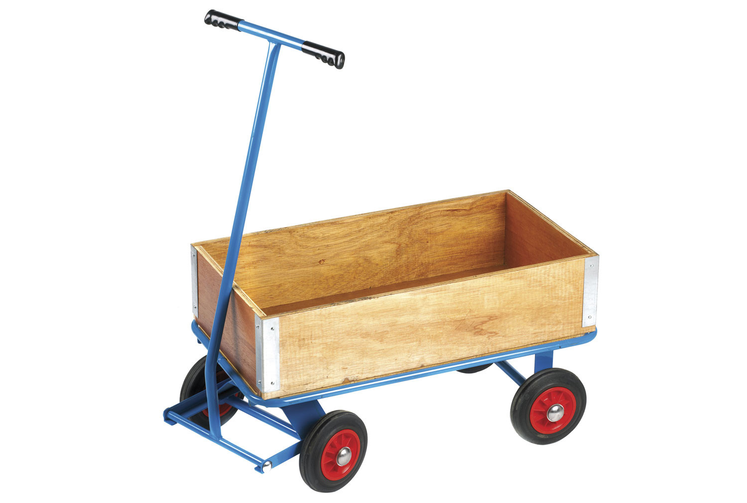 Utility Turntable Trucks With Sides And Ends (200kg Capacity)