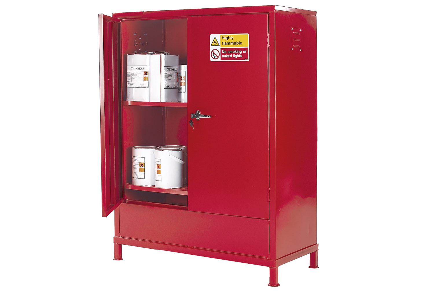 All Welded Storage Cabinet