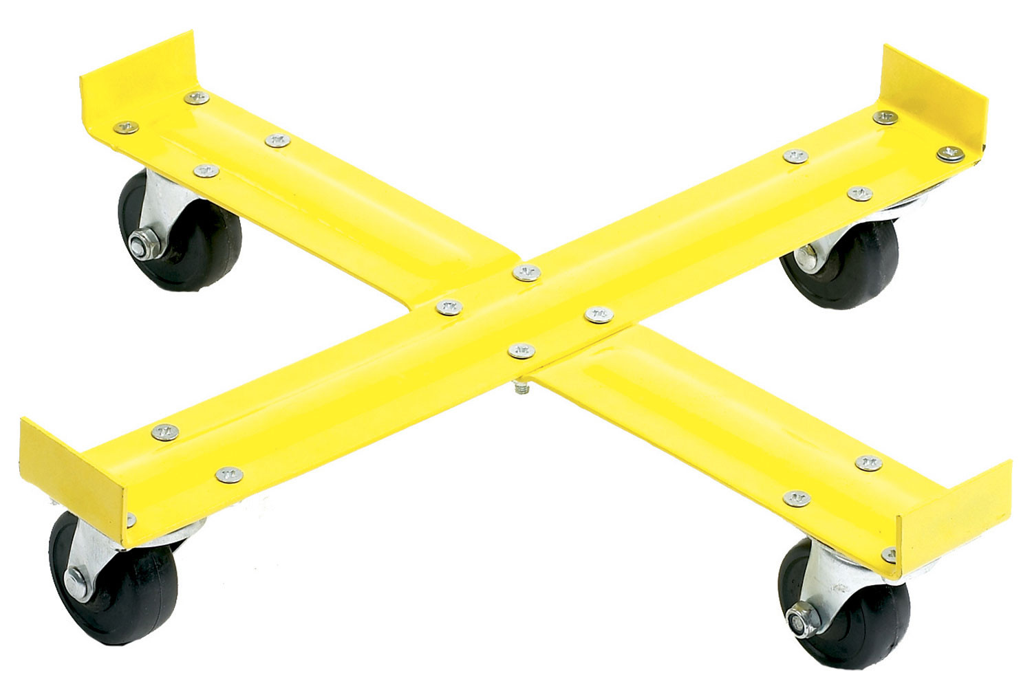 Yellow Drum Dolly For 210ltr Drums