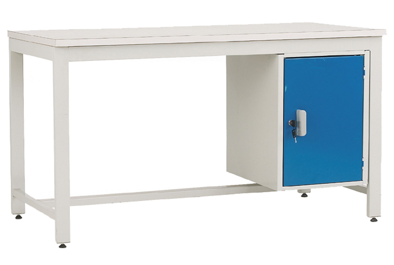 General Purpose Workbench With Cupboard