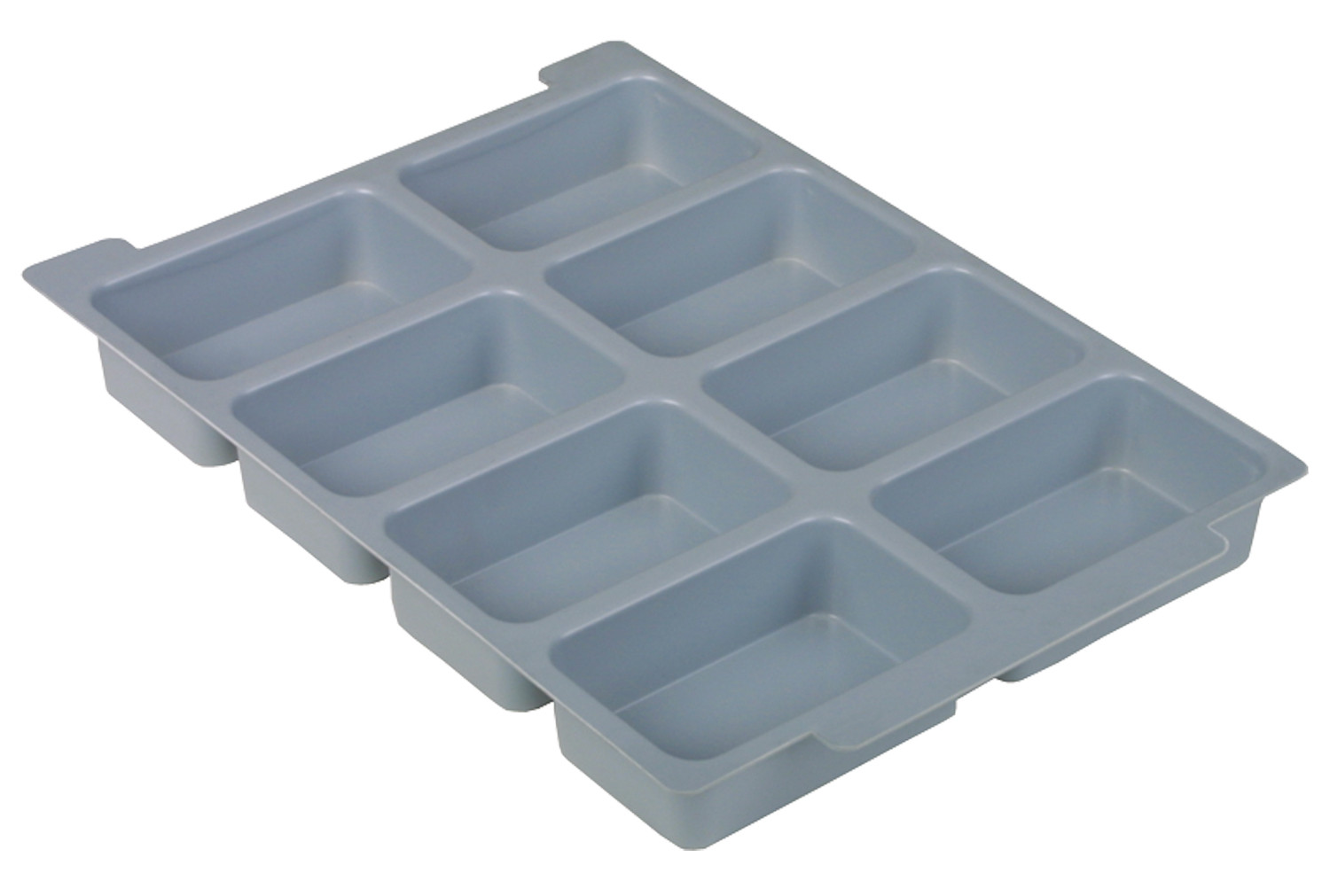 8 Compartment Insert For Gratnell Shallow Trays