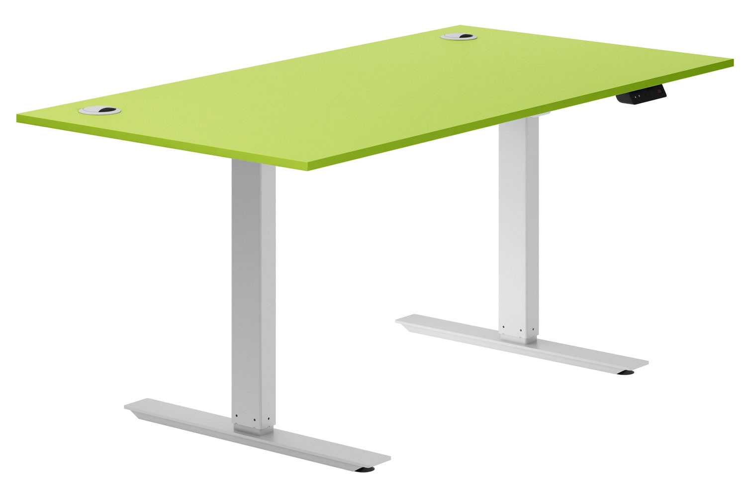Next-Day Campos Sit & Stand Desk (Green)