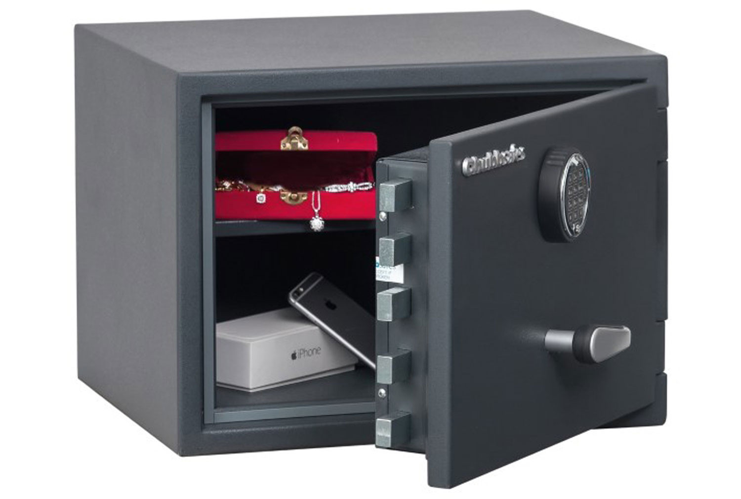 Chubbsafes Senator Grade 1 M1E Fire Resistant Safe With Electronic Lock (32ltrs)