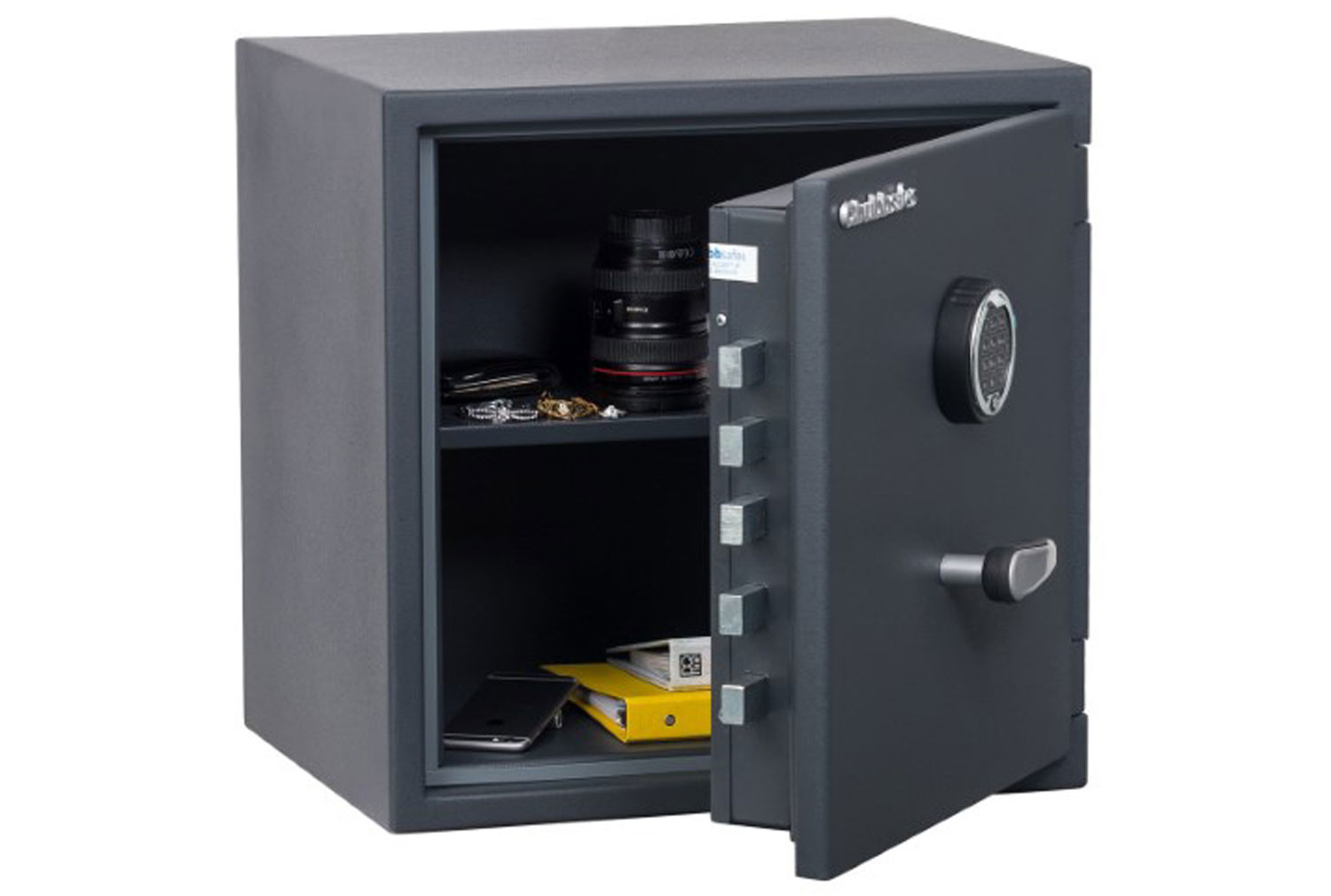 Chubbsafes Senator Grade 1 M2E Fire Resistant Safe With Electronic Lock (46ltrs)
