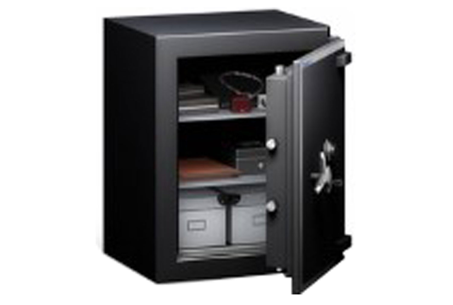 Chubbsafes Trident Grade 4 170 Fire Resistant Safe With Dual Key Lock (168ltrs)
