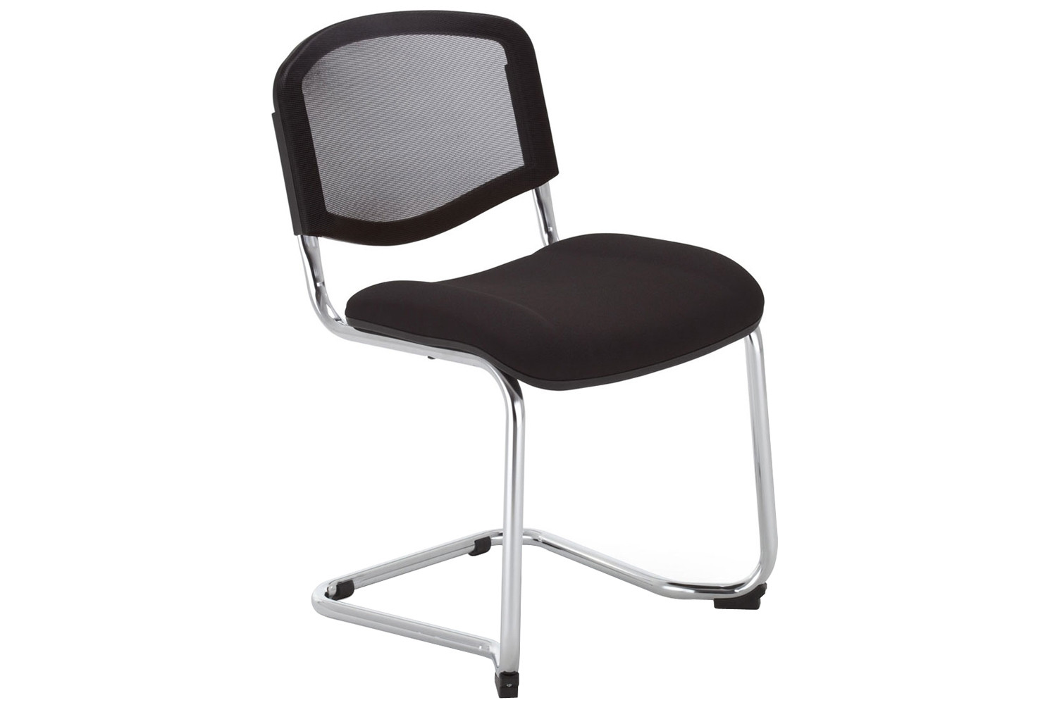 Pack Of 4 ISO Mesh Back Visitor Conference Chairs