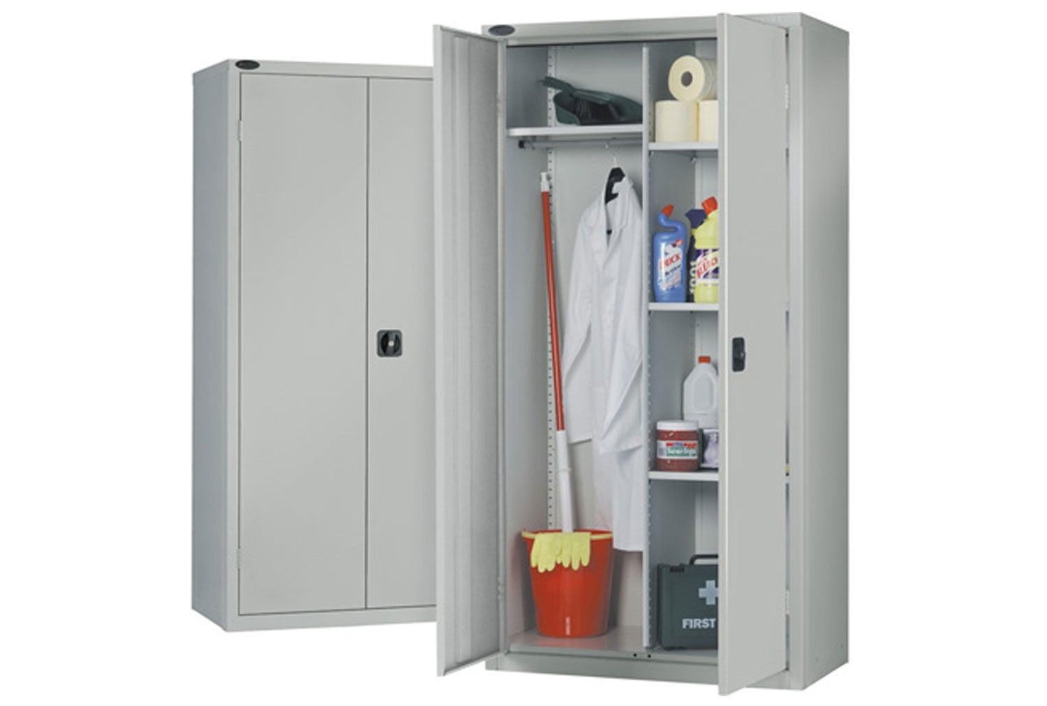 Probe Janitorial Cupboard