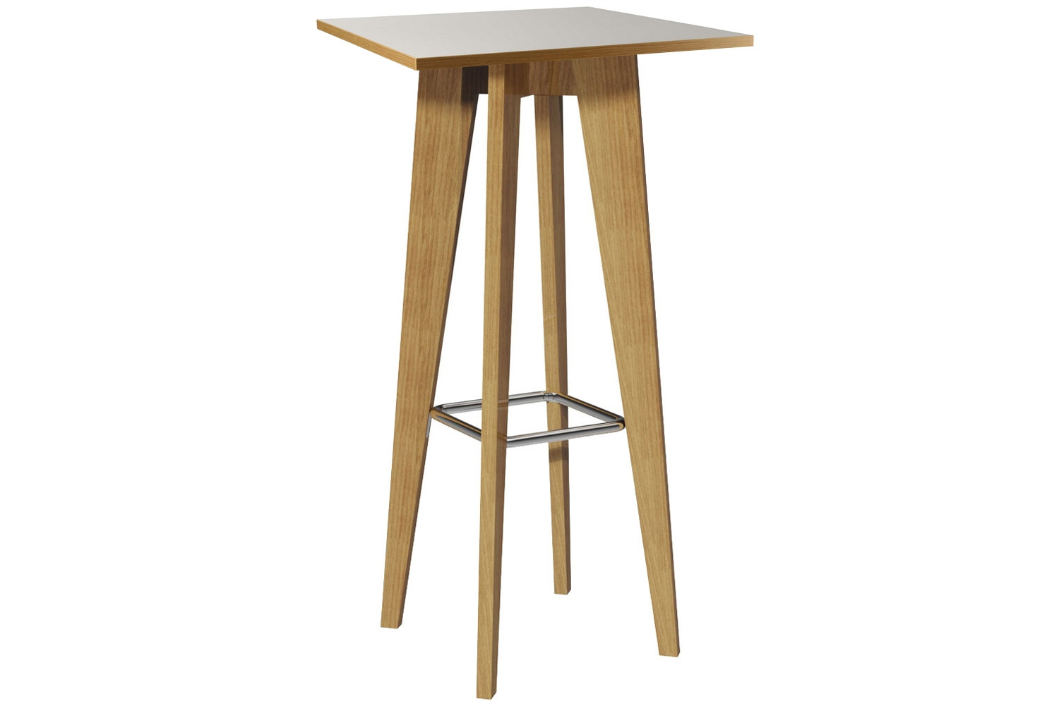 Jovian Square Poseur Table