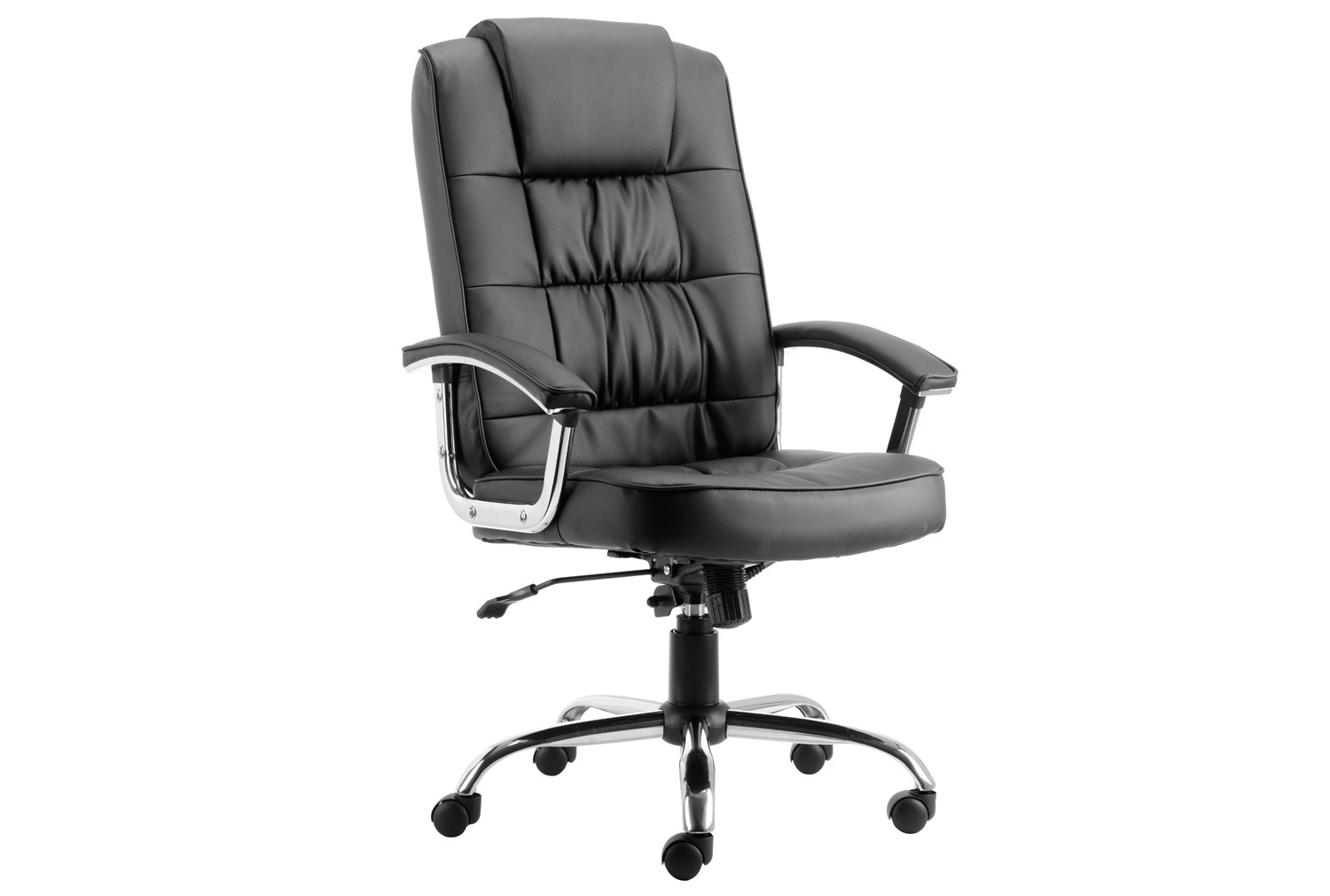 Next-Day Muscat Deluxe Executive Leather Chair