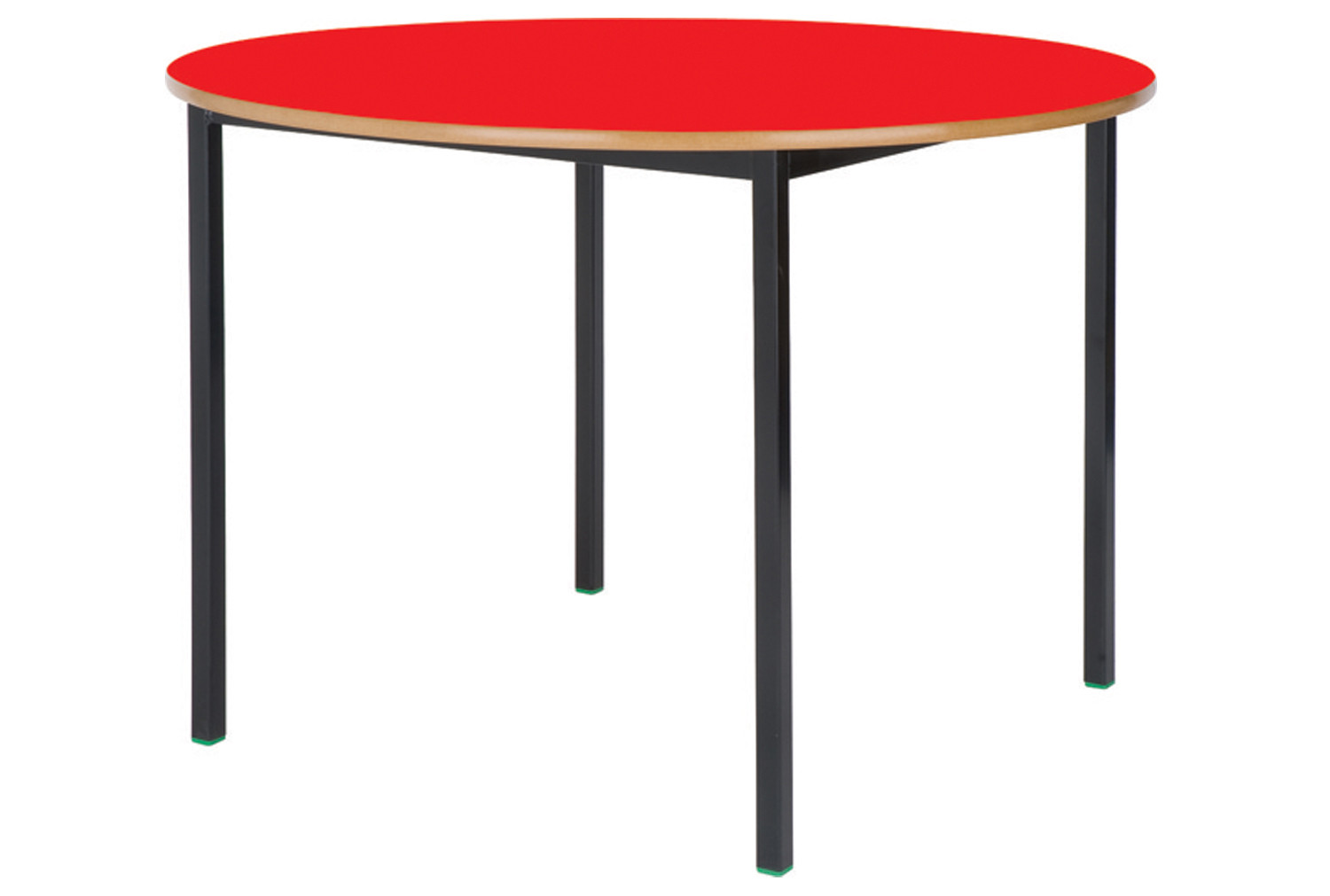 Circular Fully Welded Classroom Tables 6-8 Years