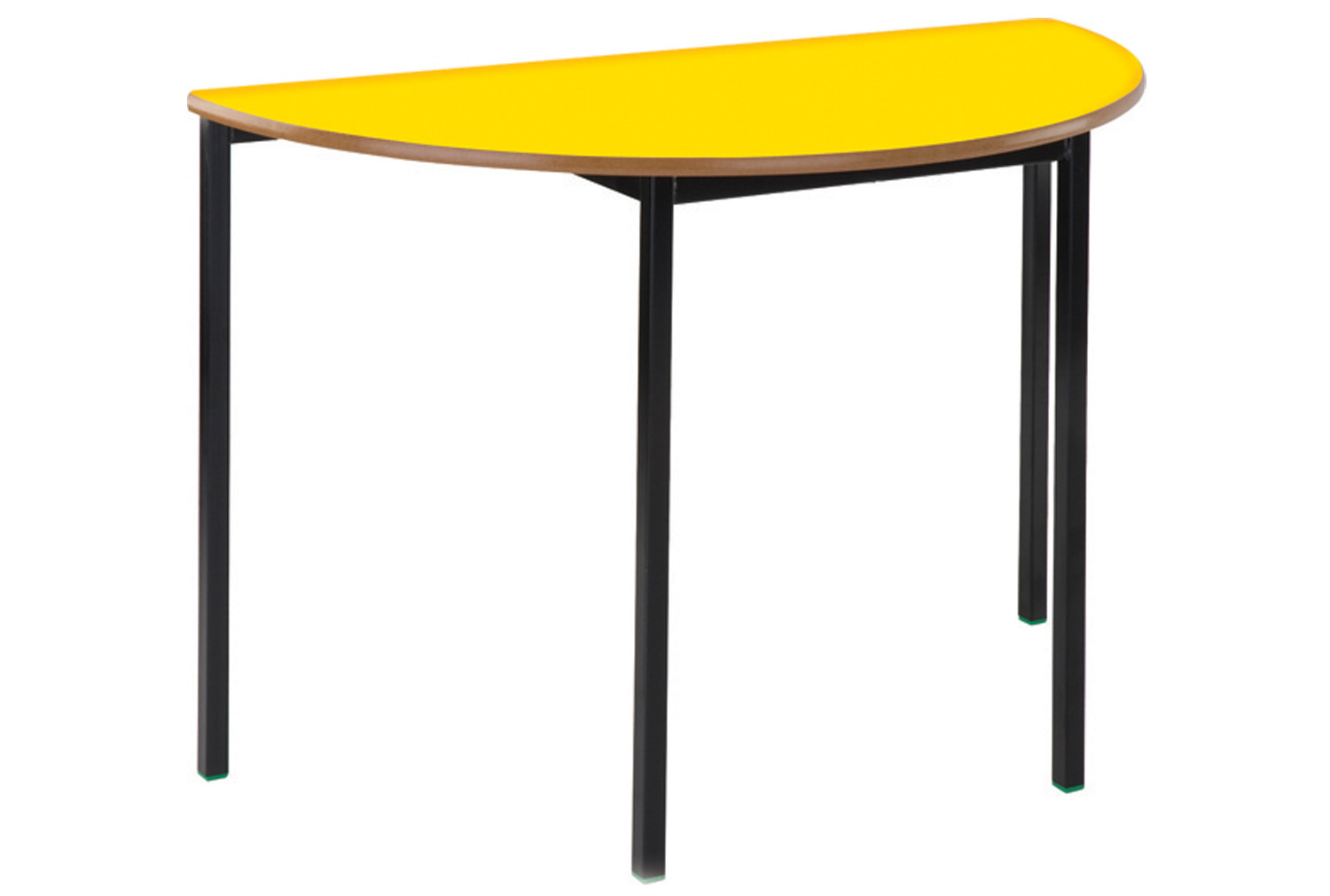 Semi-Circular Fully Welded Classroom Tables 3-4 Years