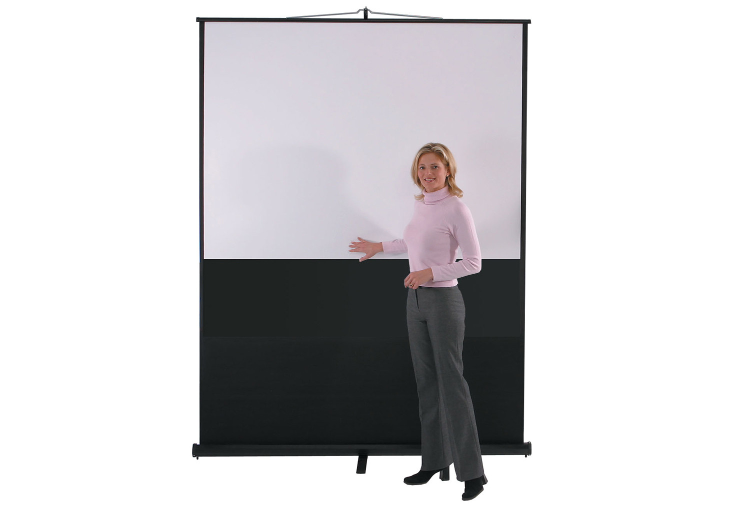 Eyeline Portable Projection Screen