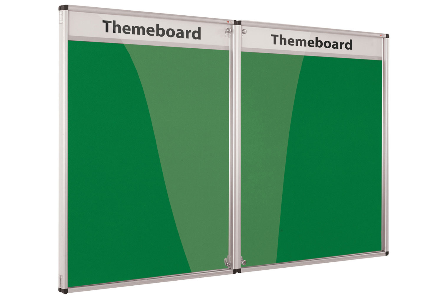 Tamperproof Themeboard Noticeboard