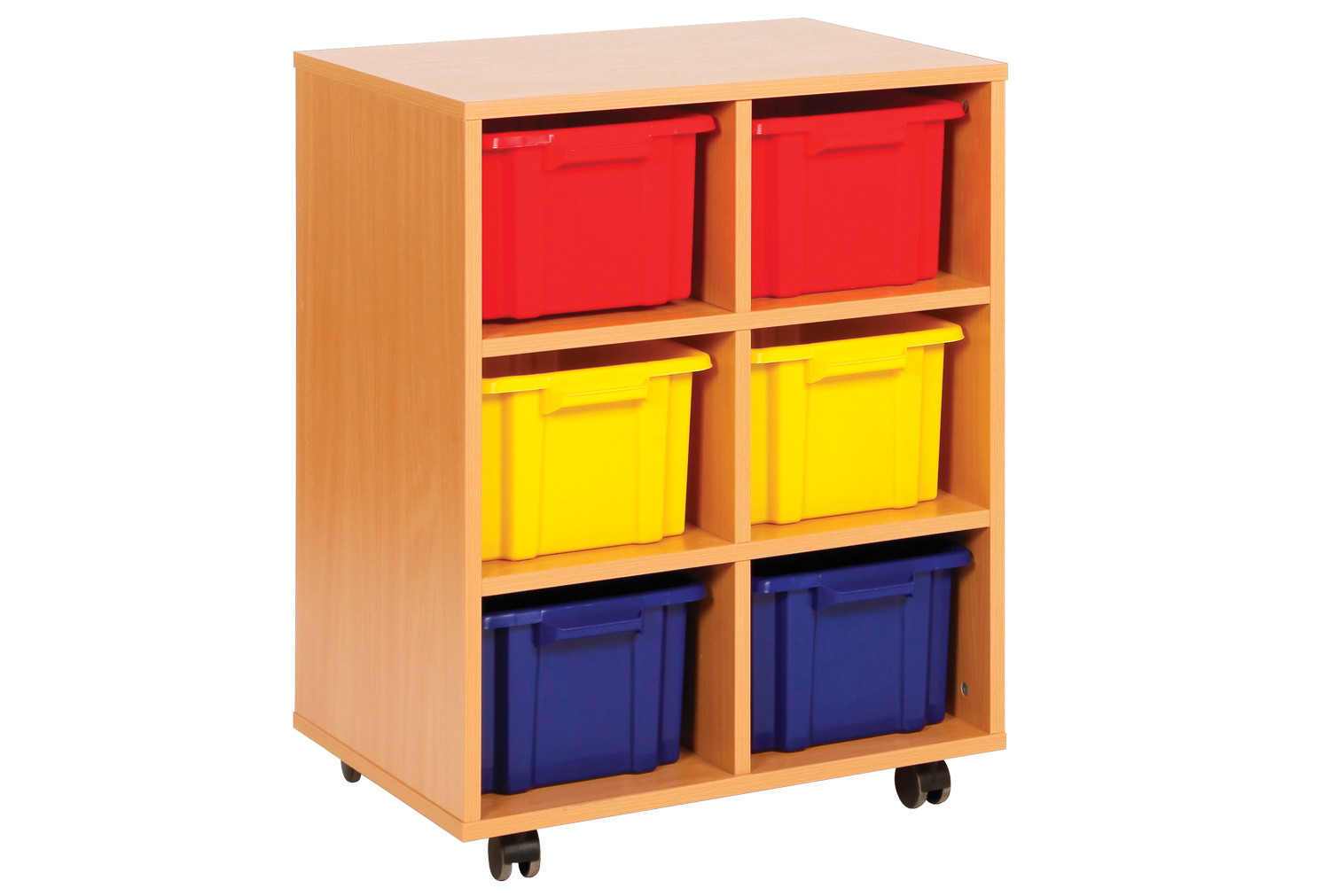 Budget 6 Tray Storage Unit
