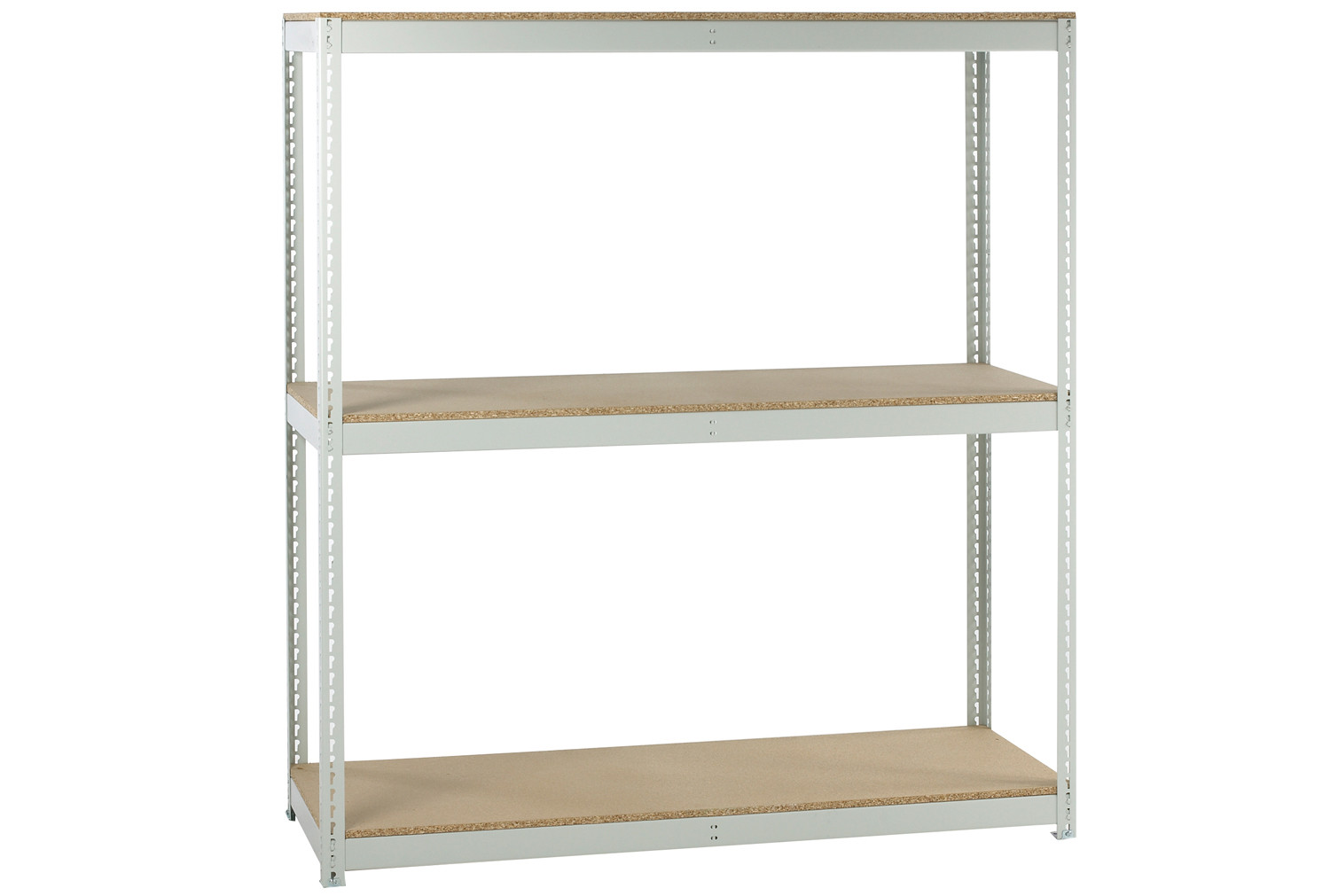 Heavy Duty 3 Tier Boltless Shelving