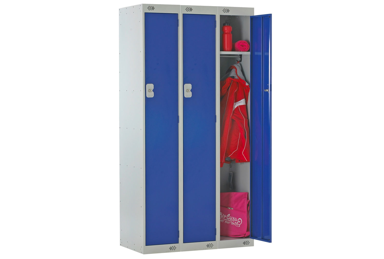 Deluxe Lockers Nest Of 3
