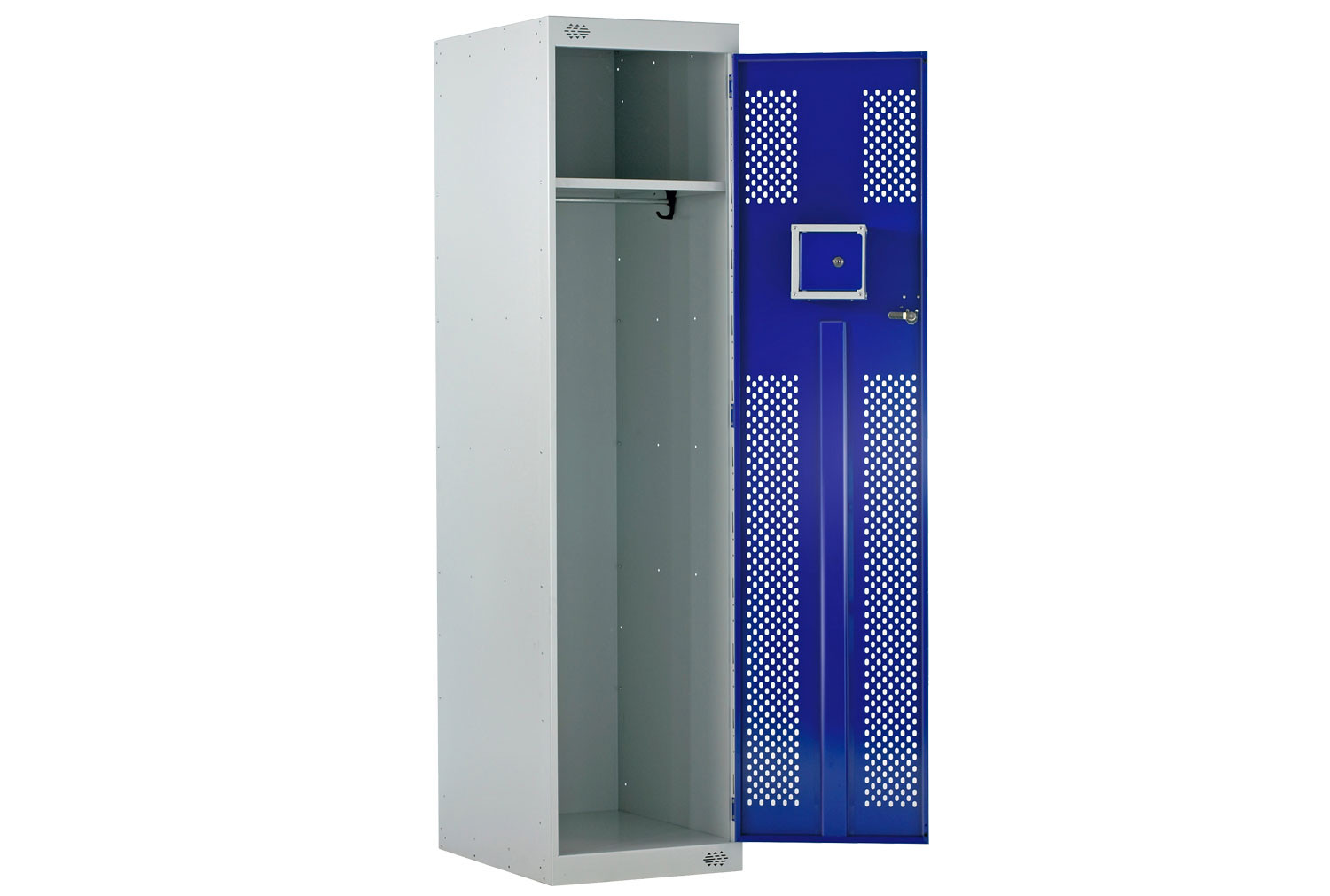 Police Lockers With Lockable Cube Furniture At Work 174