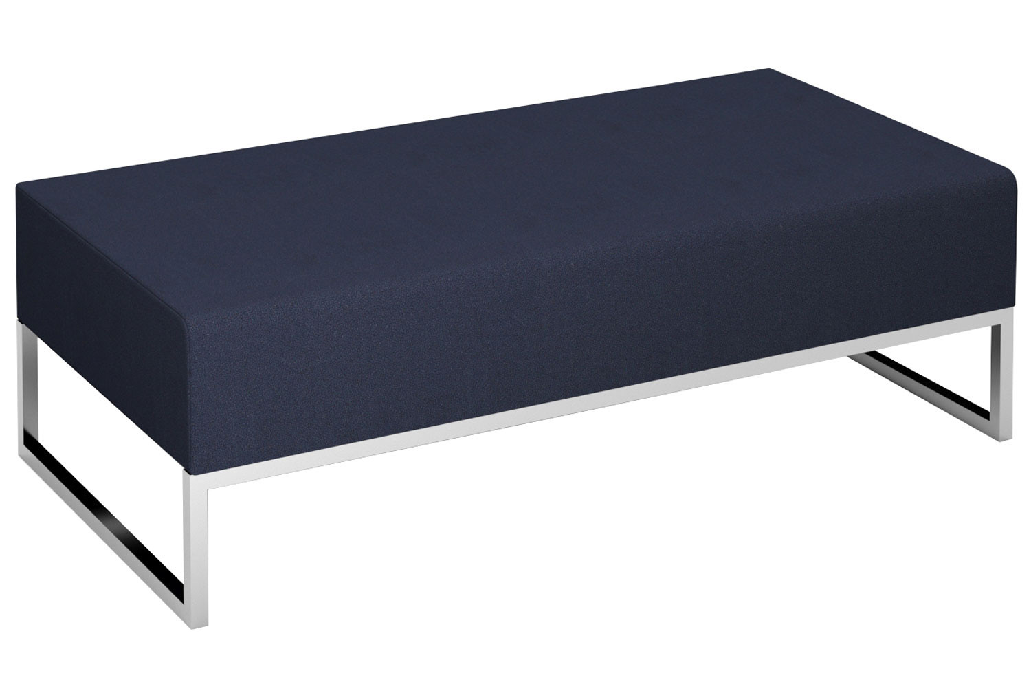 Fuse Modular Seating Double Bench