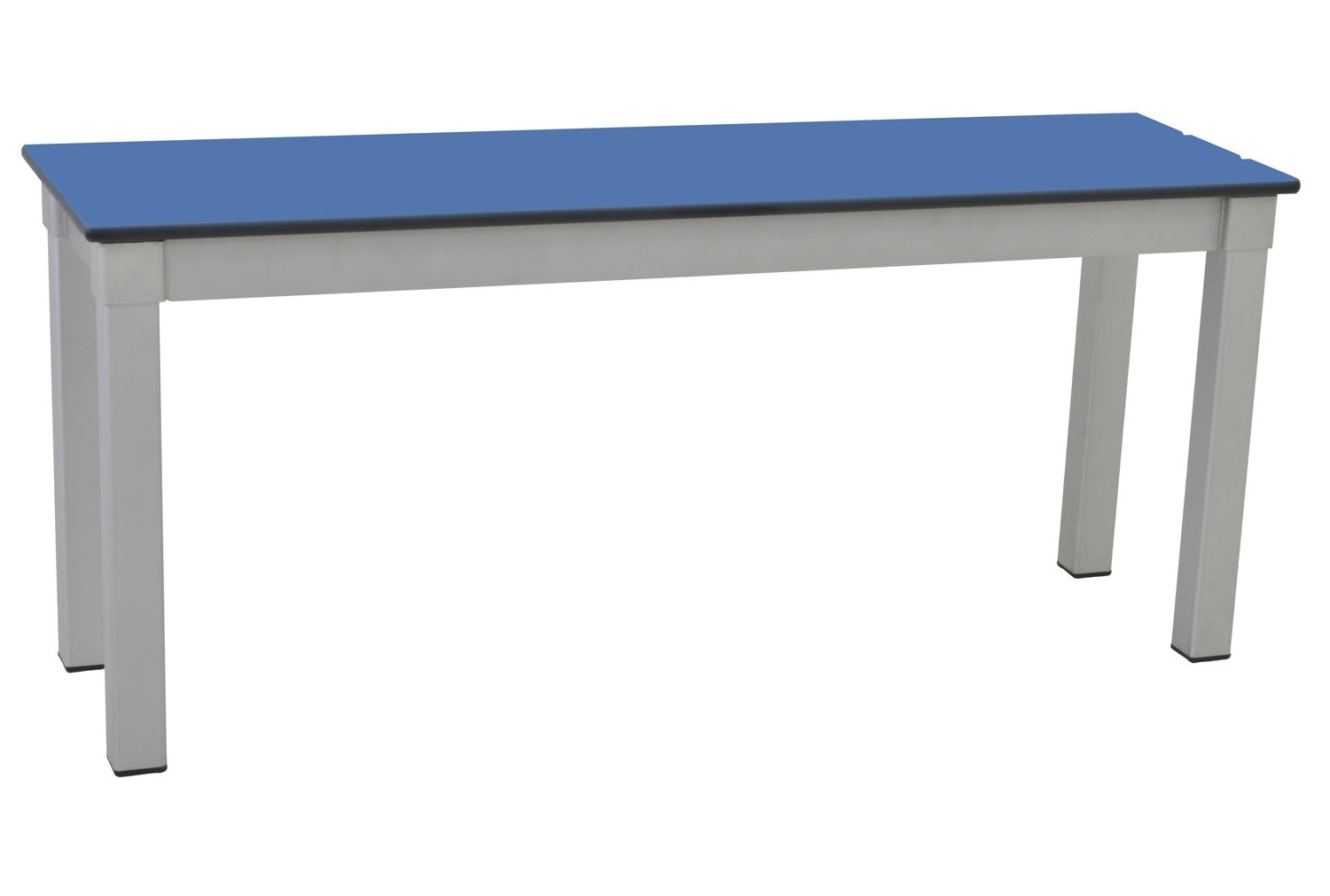 Gopak Enviro Compact Outdoor Bench With Solid Top