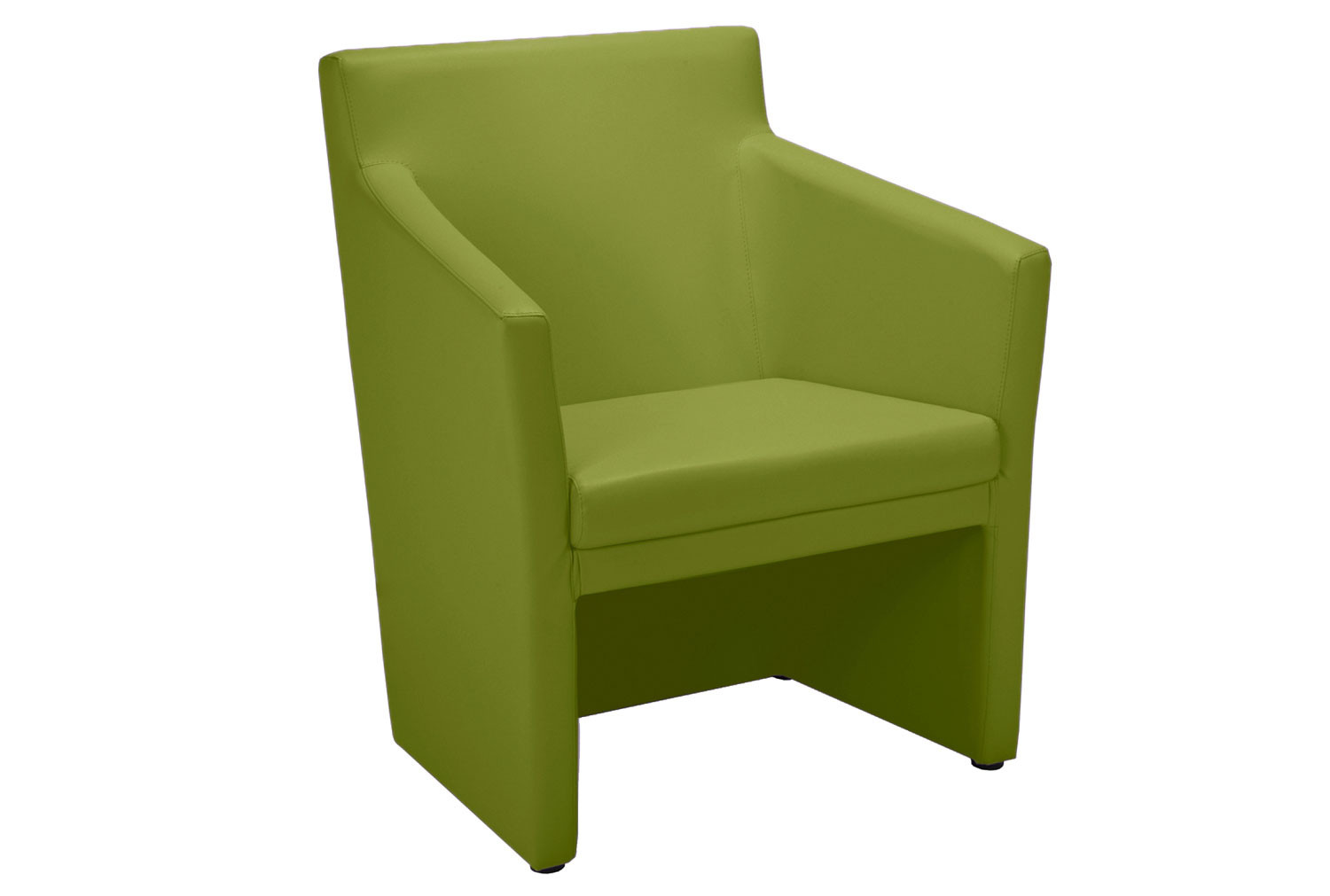 Lincoln 1 Seater Square Back Tub Chair
