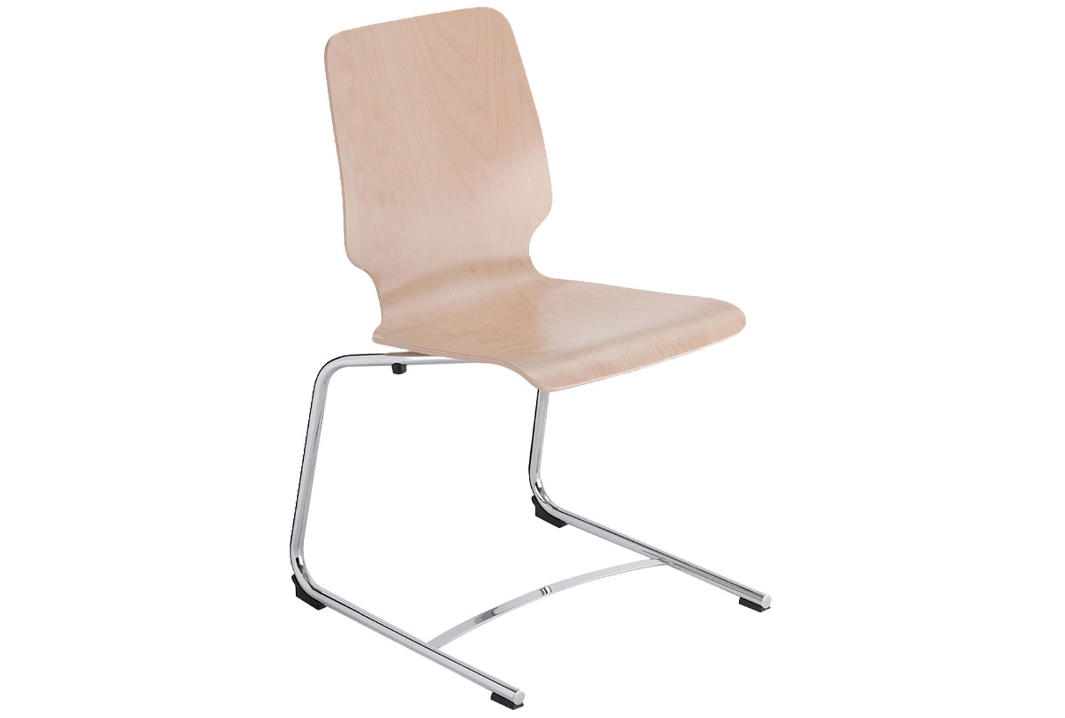 Pack of 4 Cooper Reverse Cantilever Chairs
