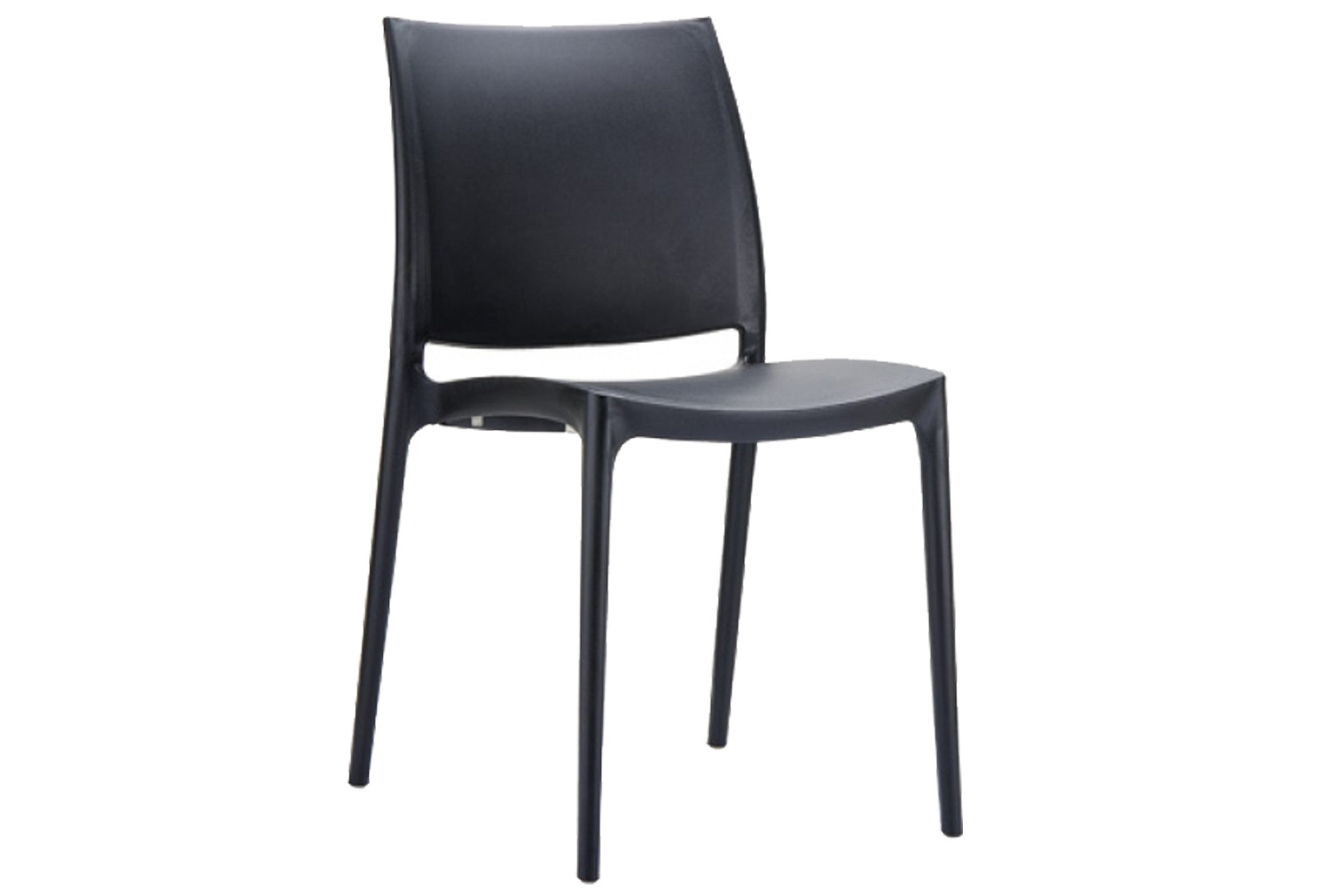 Pack Of 4 Visage Bistro Chairs